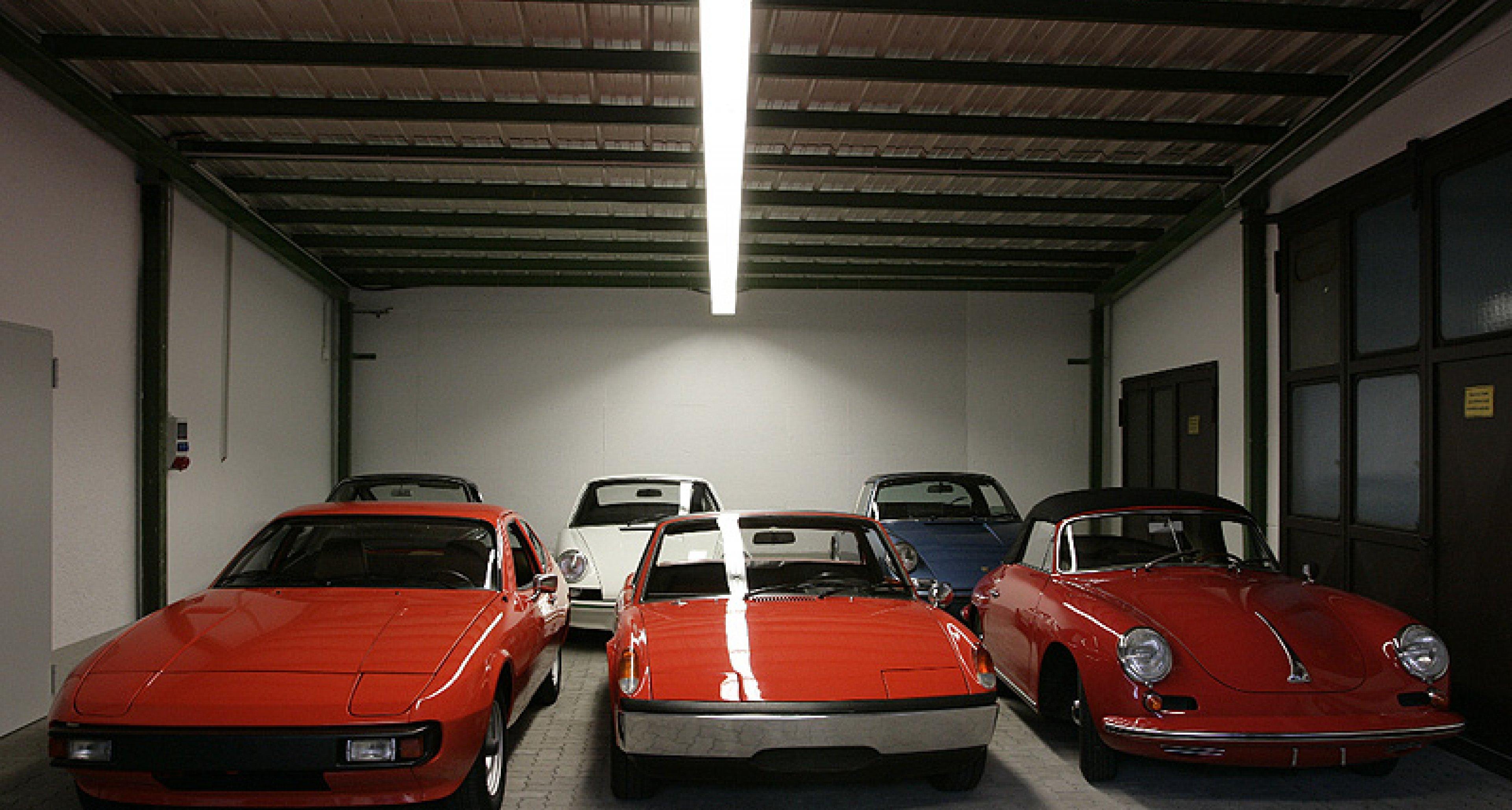 New Porsche Museum, Stuttgart