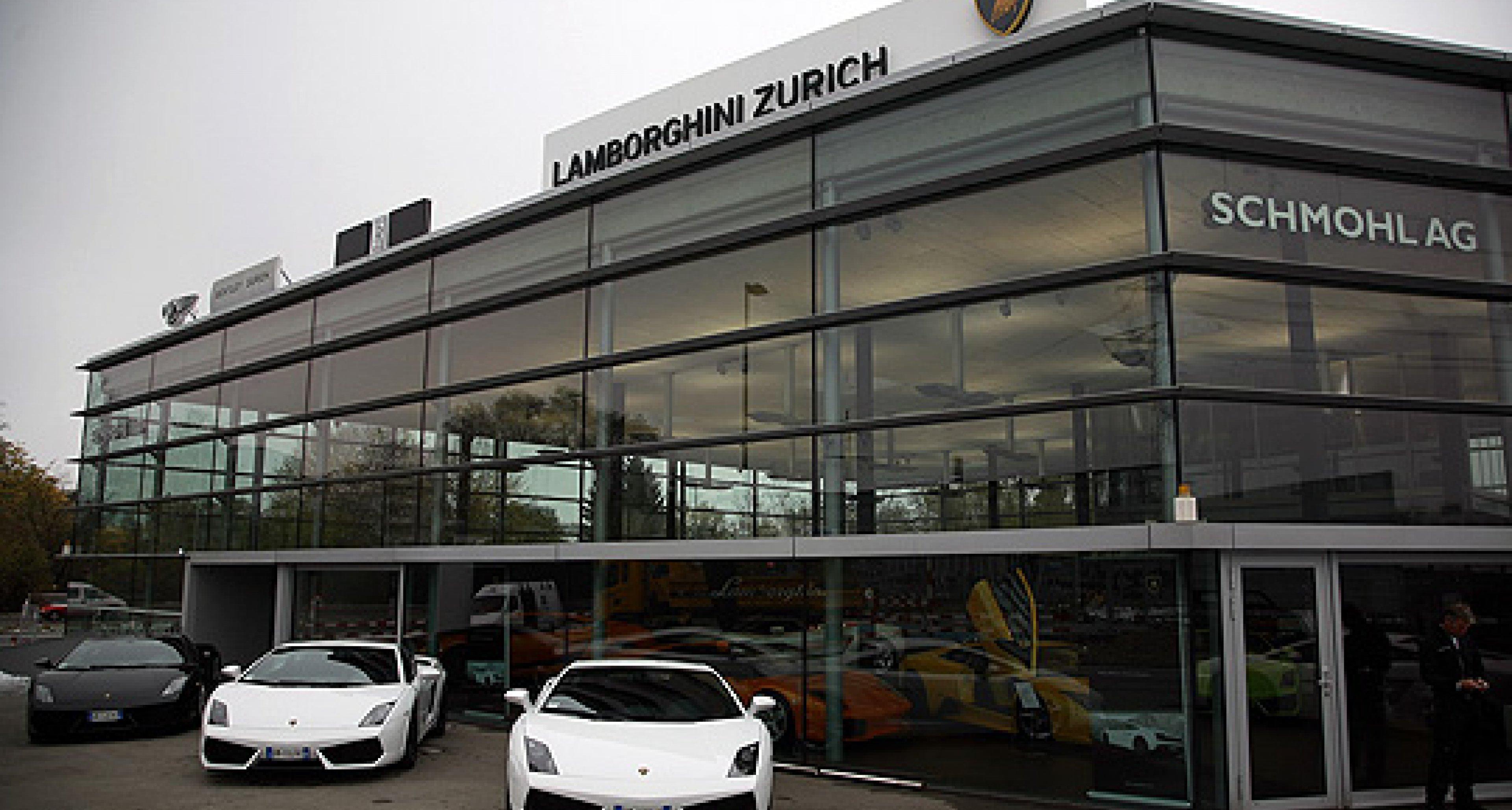 Lamborghini Gallardo LP 560-4 Roadshow