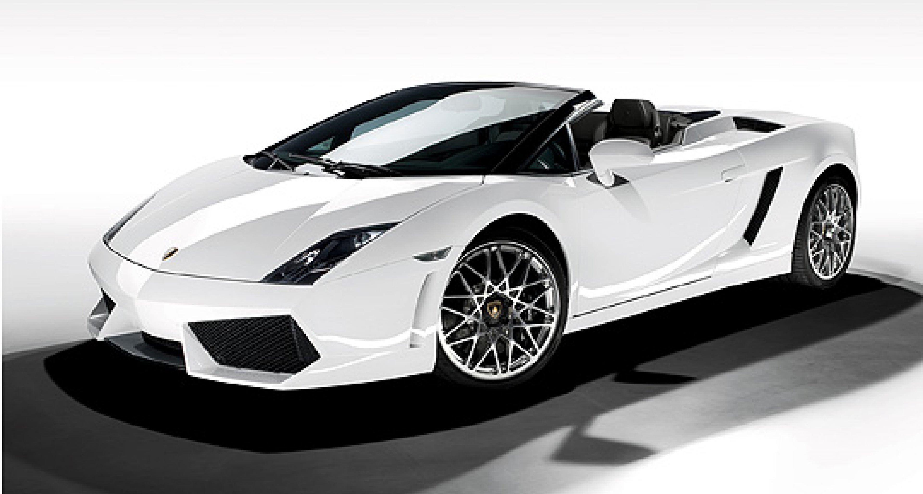 Lamborghini Gallardo LP560-4 Spyder: Grenzenlose Freiheit