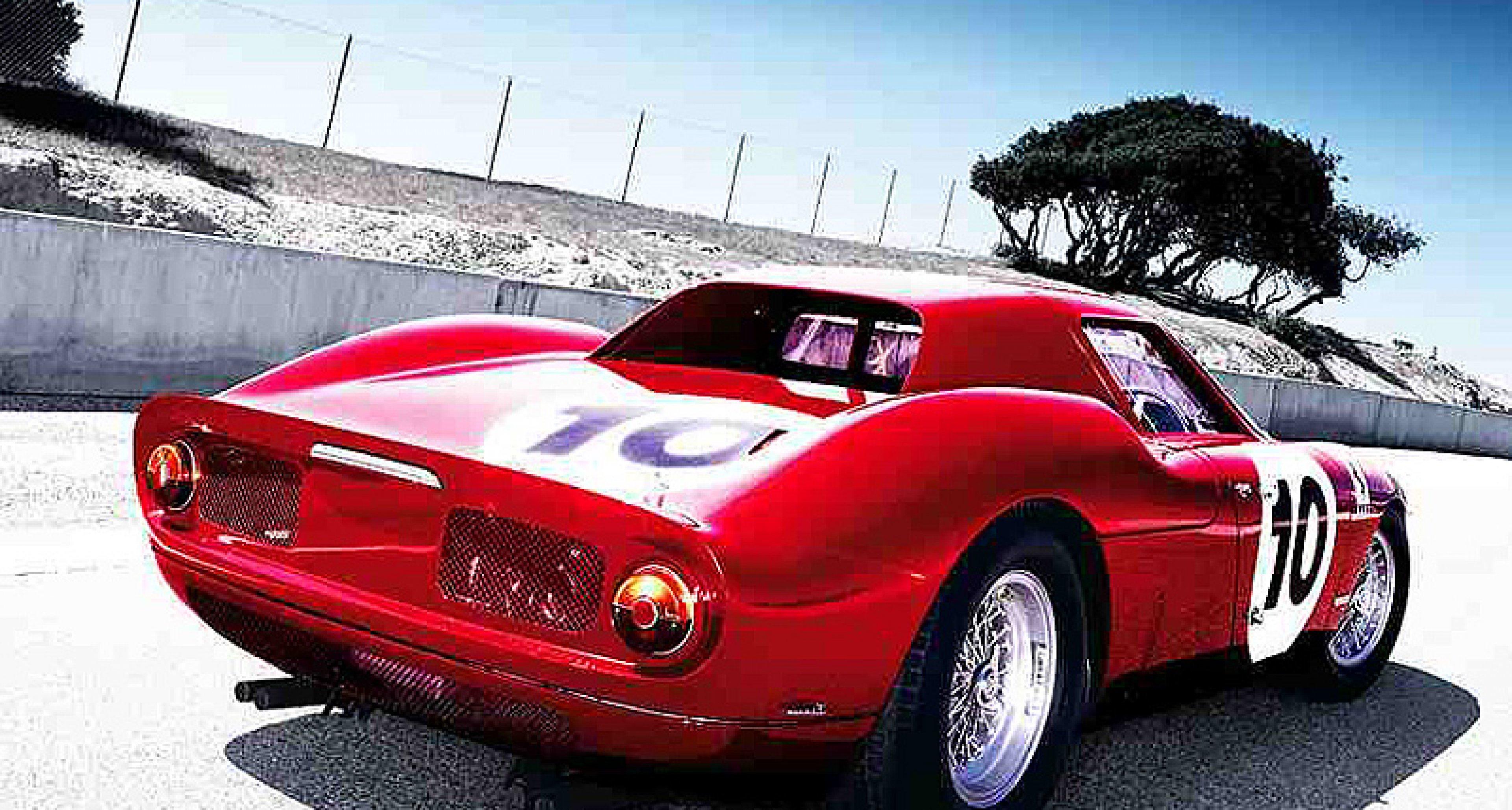 Mythos Ferrari Kalender 2009: Jubiläumsedition