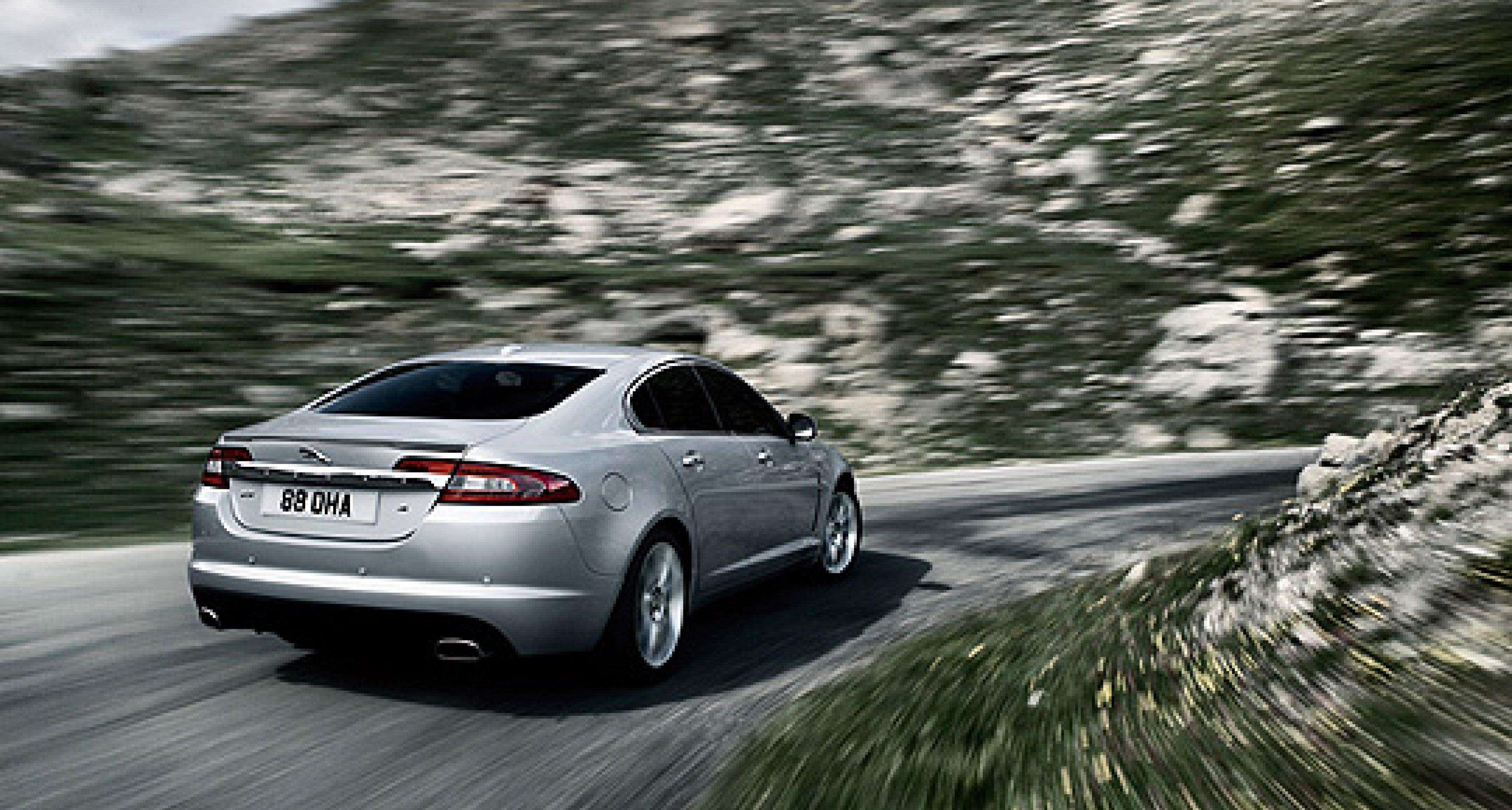 Jaguar XF 3.0 V6 Diesel: Starke Diesel-Offensive