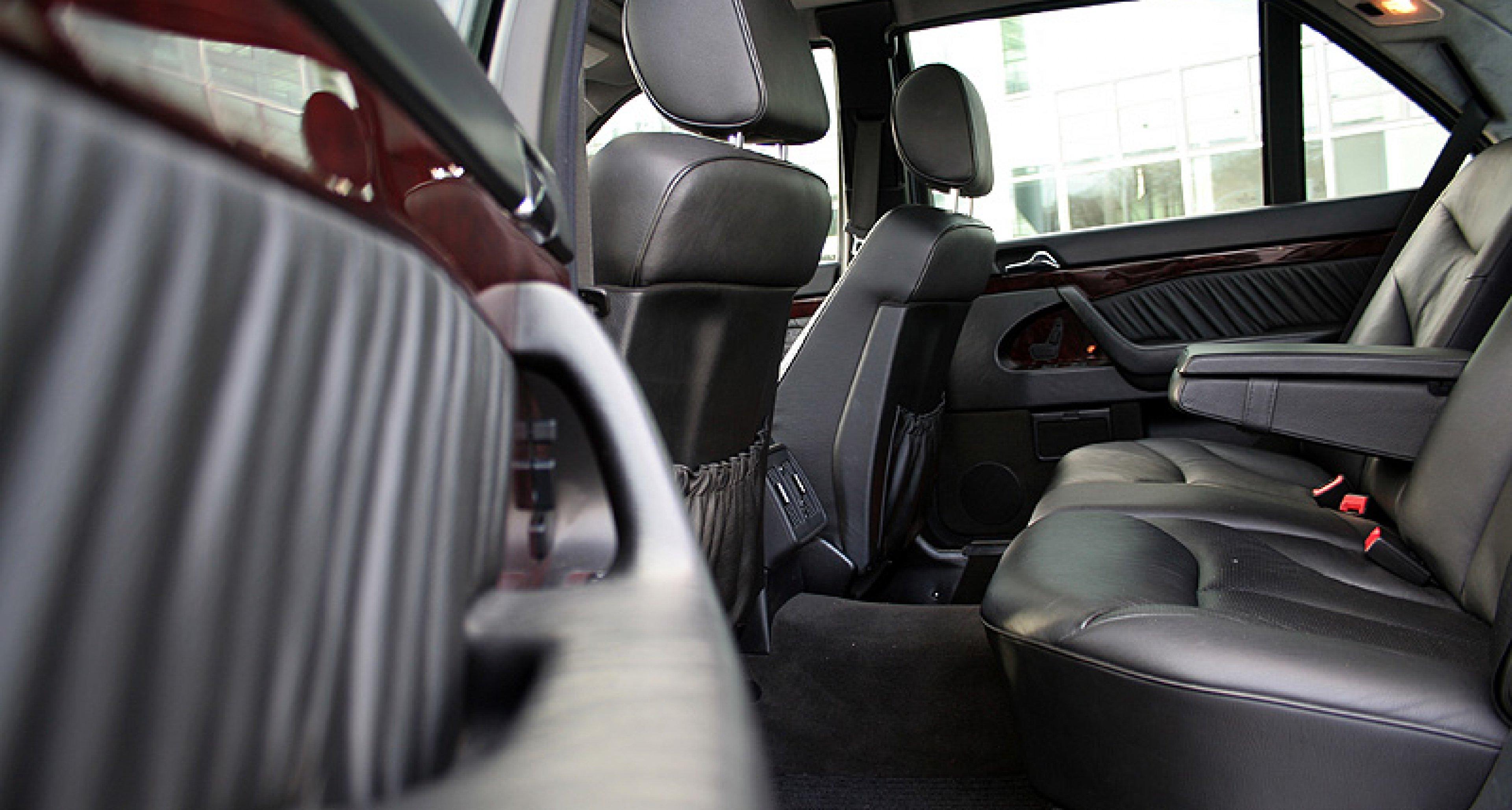 Mercedes-Benz S-Klasse W140