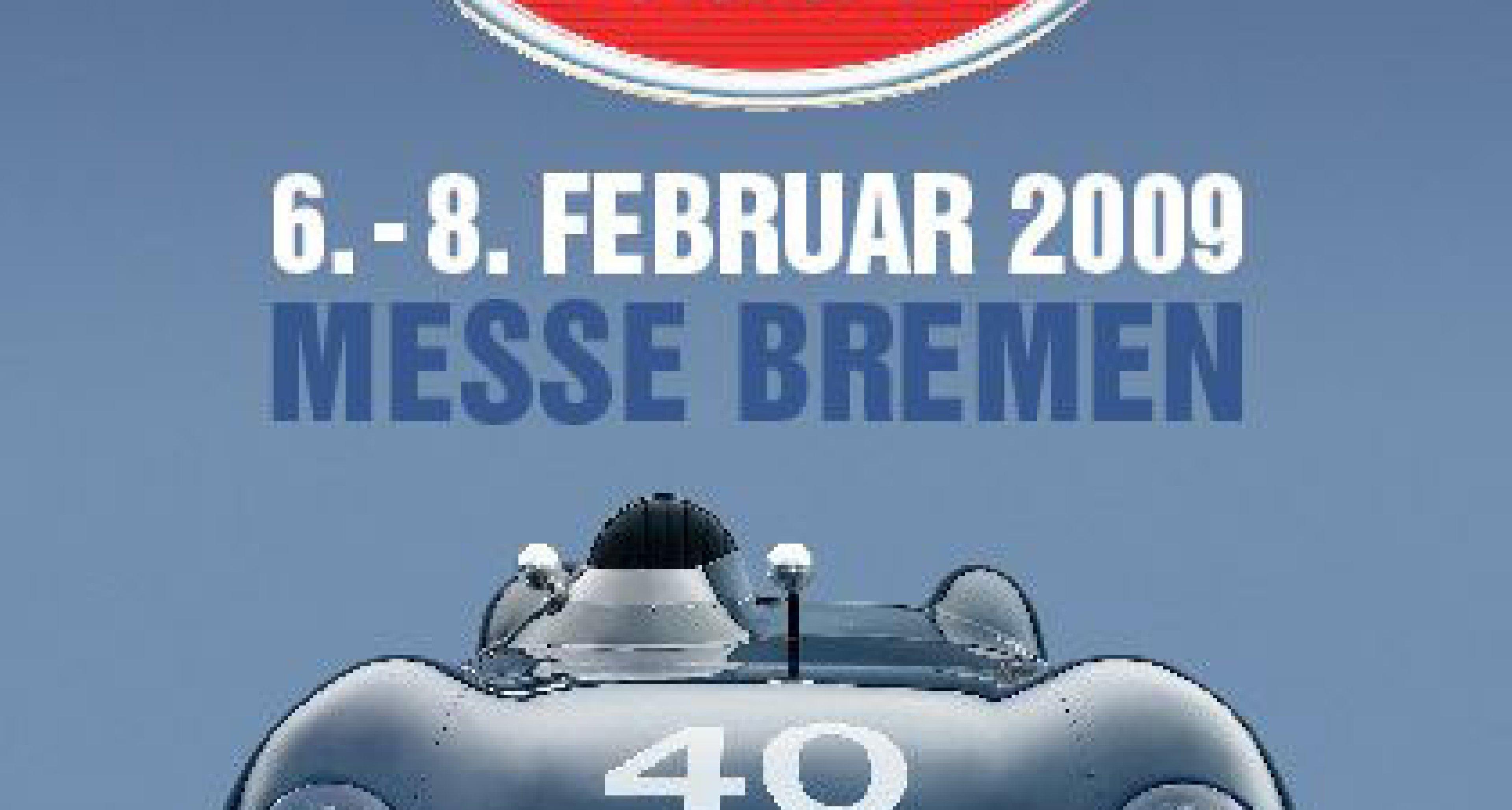 Bremen Classic Motorshow 2009: British Racing Green