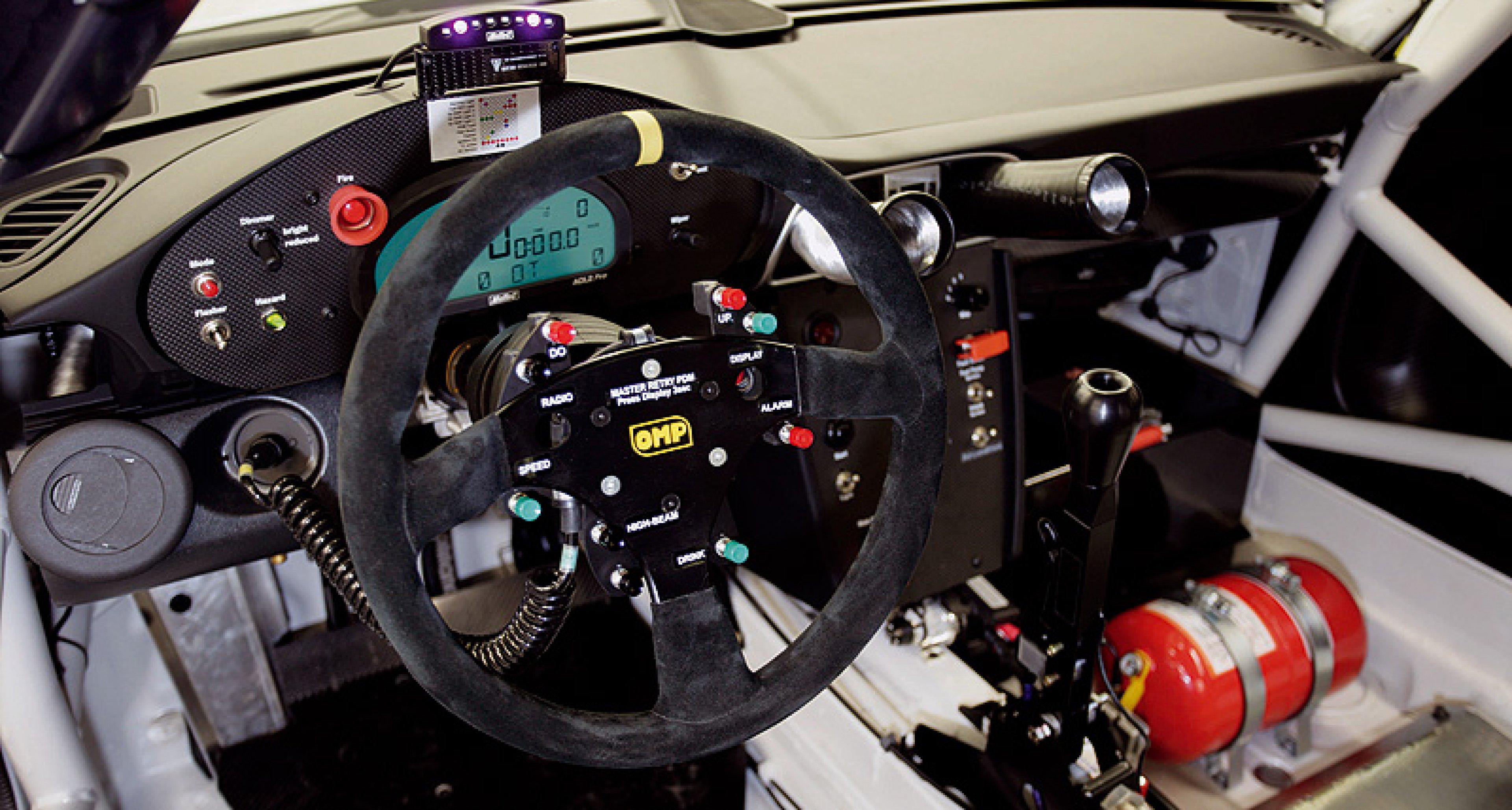 Porsche 911 GT3 RSR – Updates for 2009