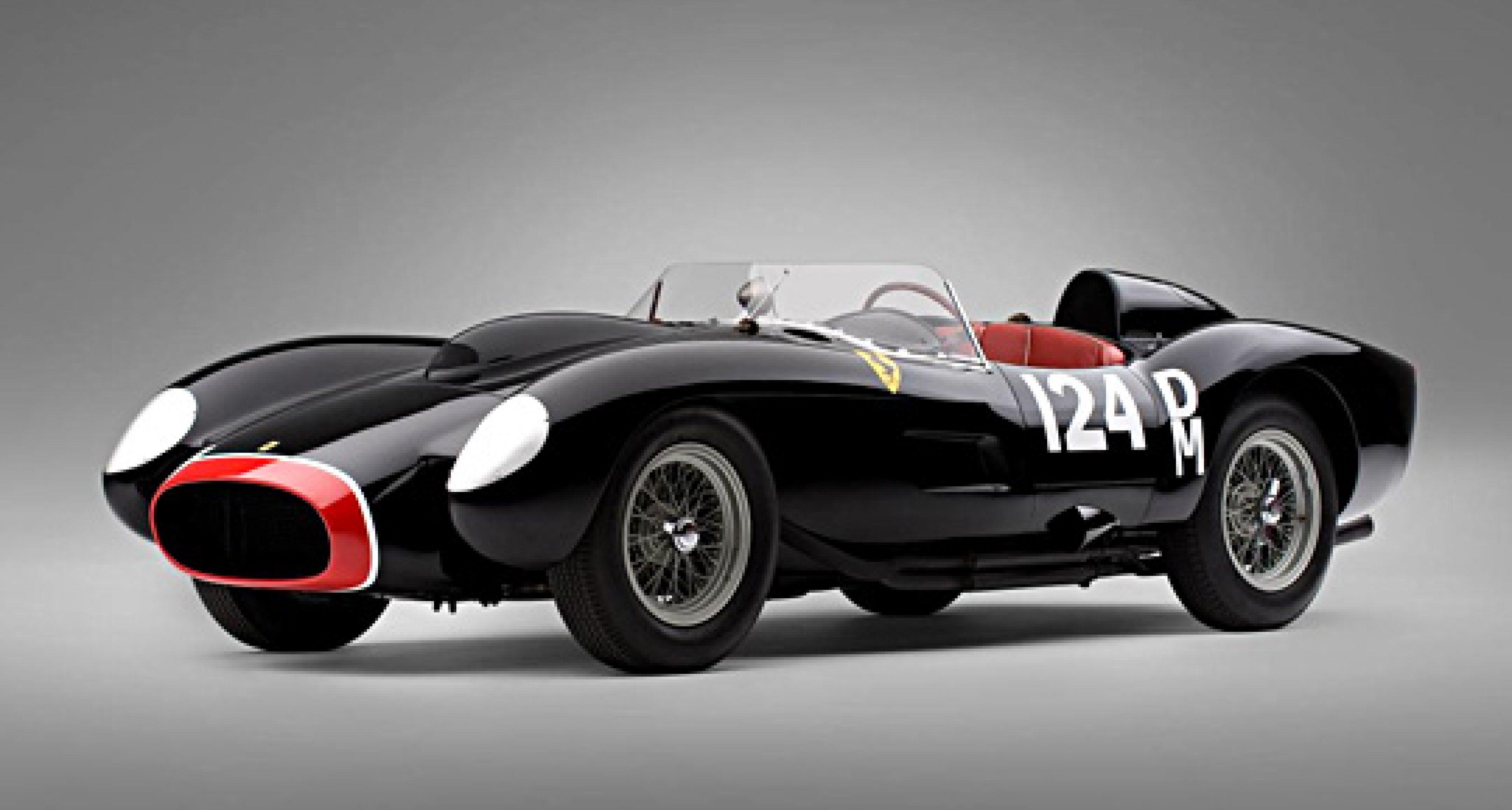 Ferrari 'Pontoon-Fender' Testa Rossa
