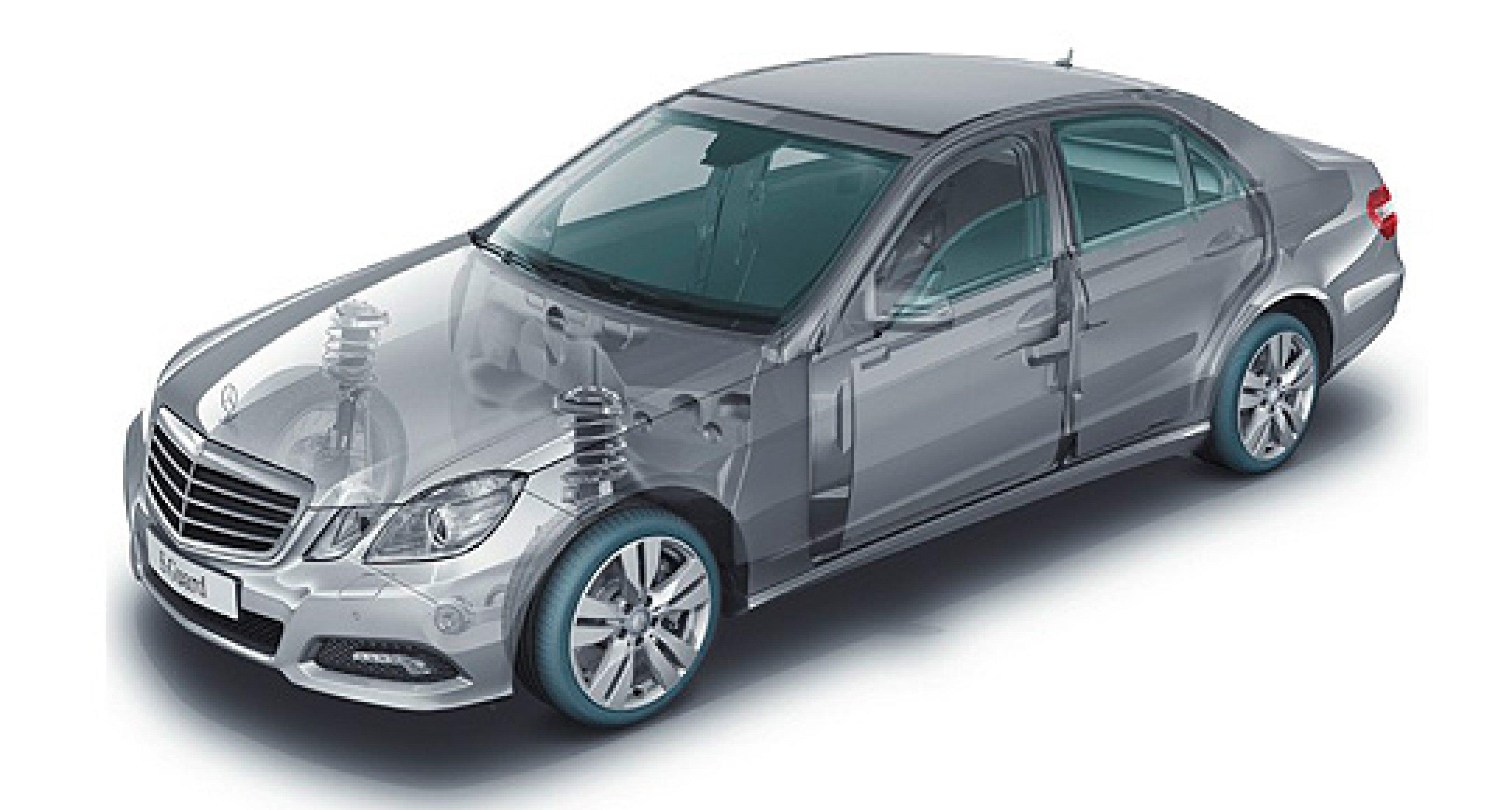 Mercedes-Benz E-Guard: Sonderschutz für die E-Klasse
