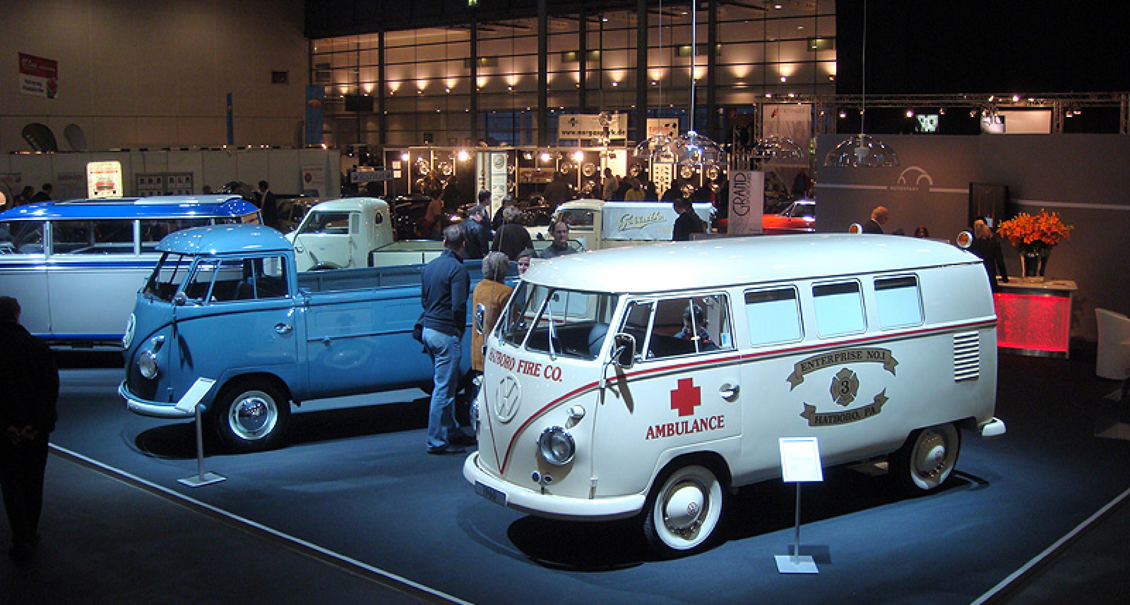 Bremen Classic Motorshow 2009