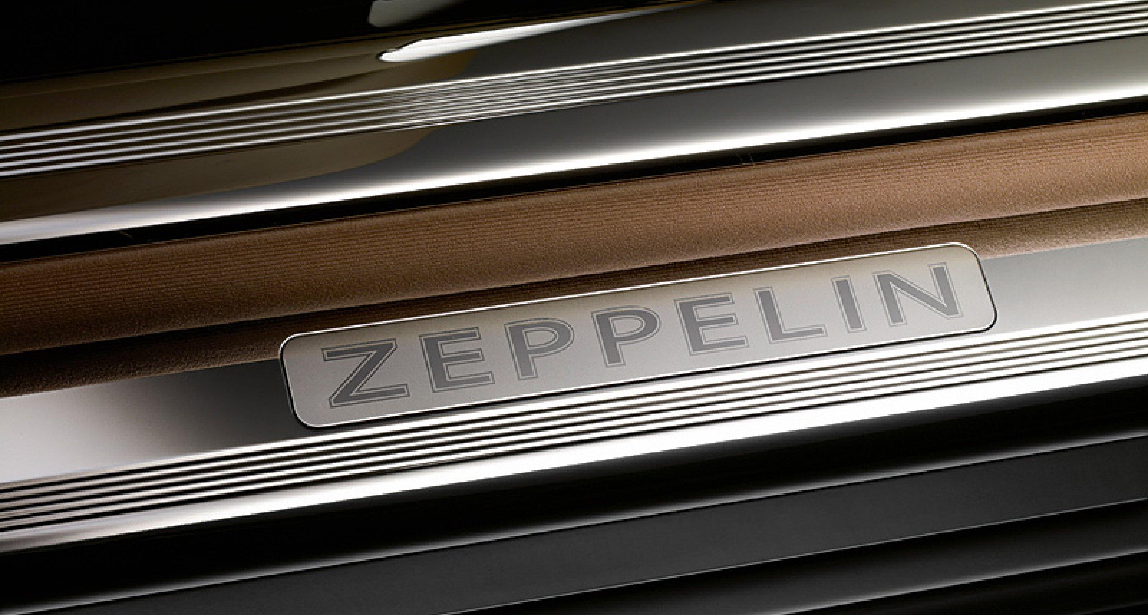 Maybach Zeppelin: Die absolute Krönung