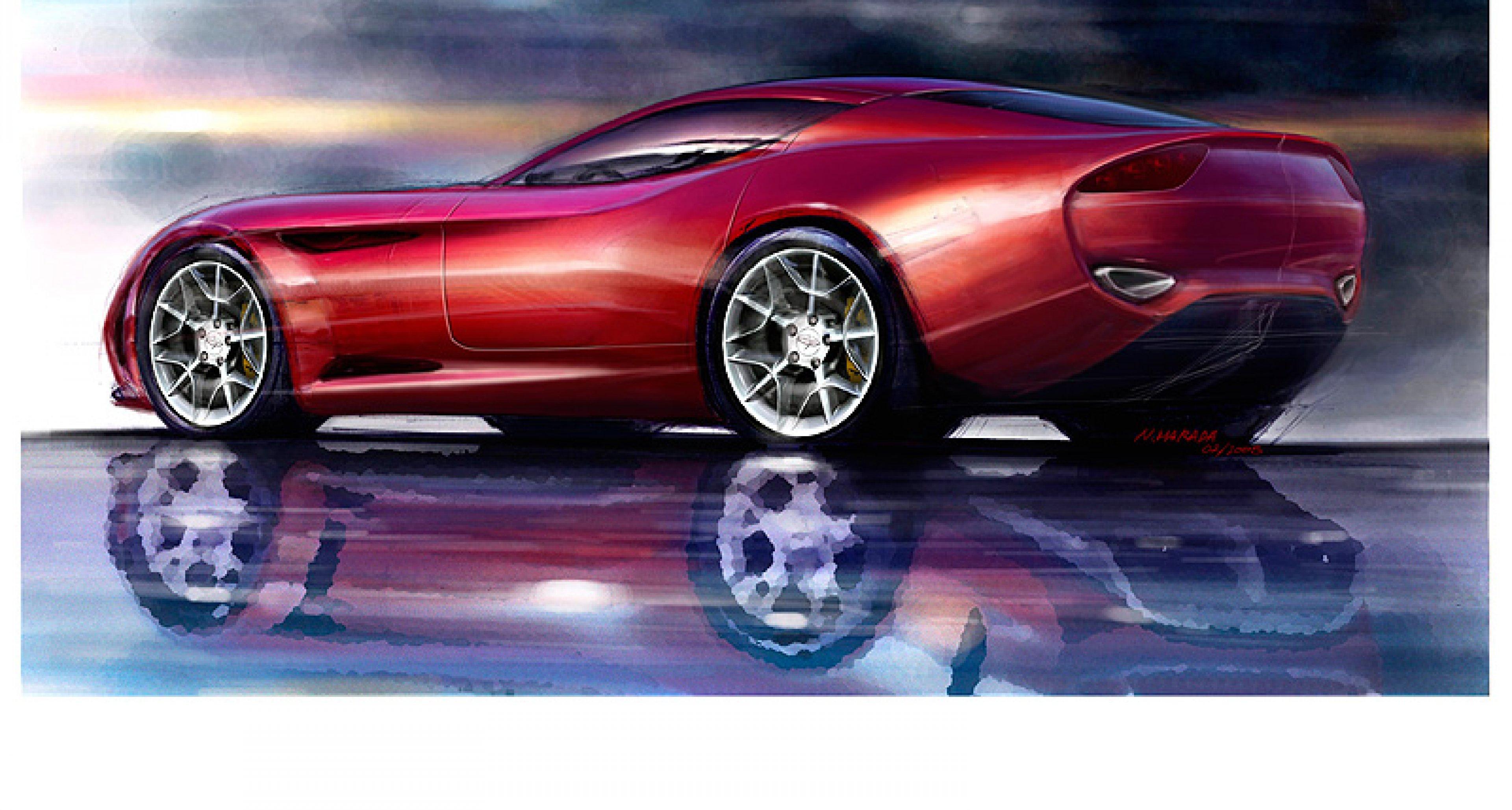 Zagato Perana Z-One: Made in Africa