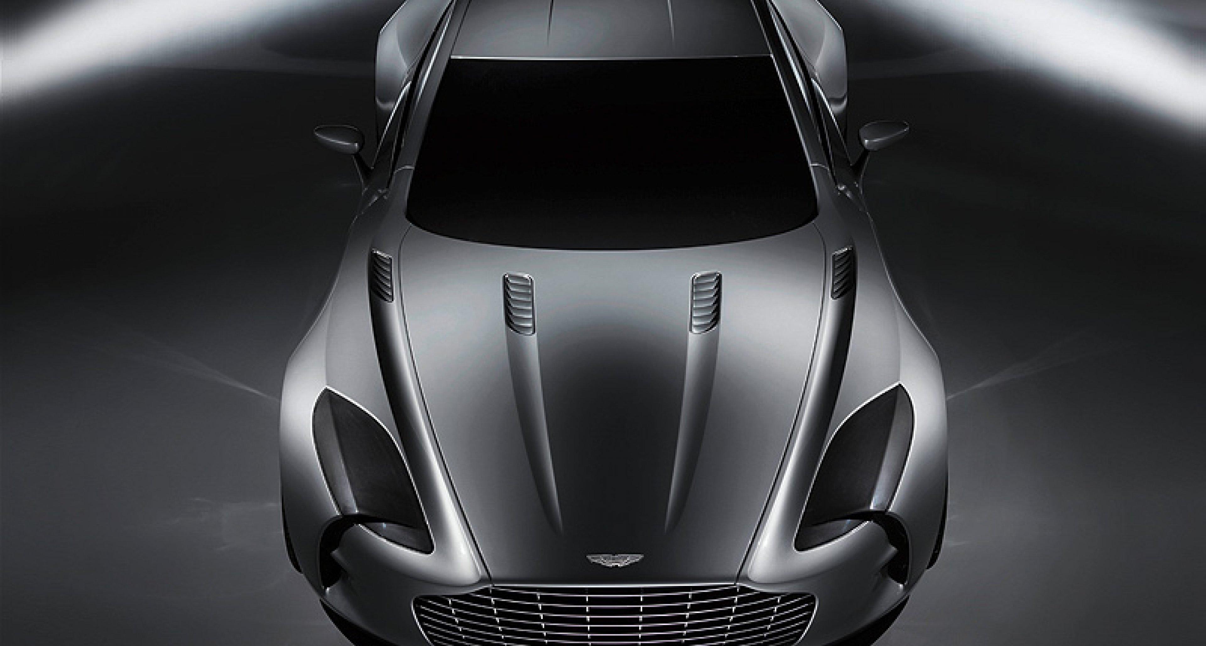 Aston Martin One-77: DTM als Vorbild