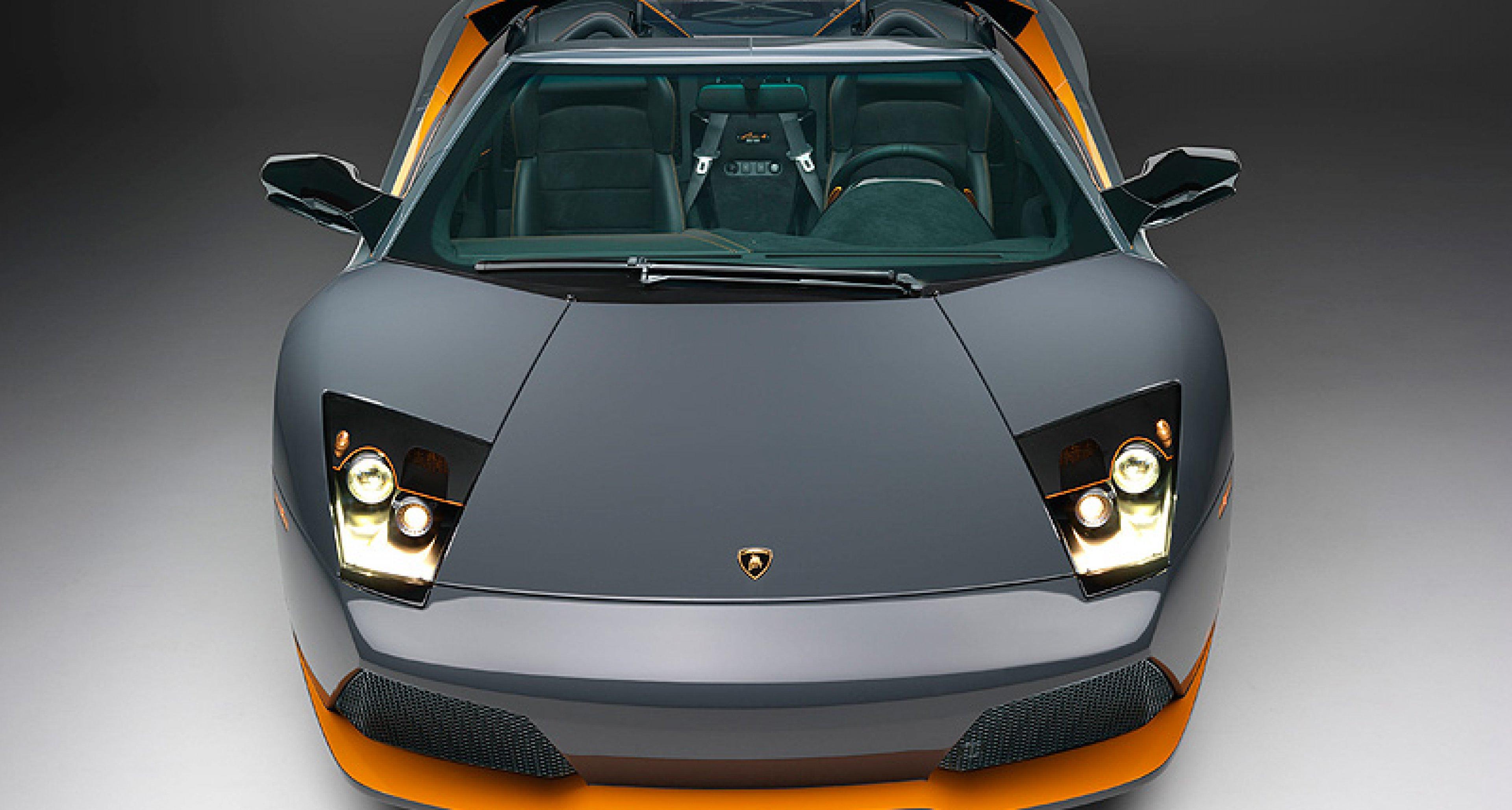 Lamborghini Murciélago LP 650-4 Roadster