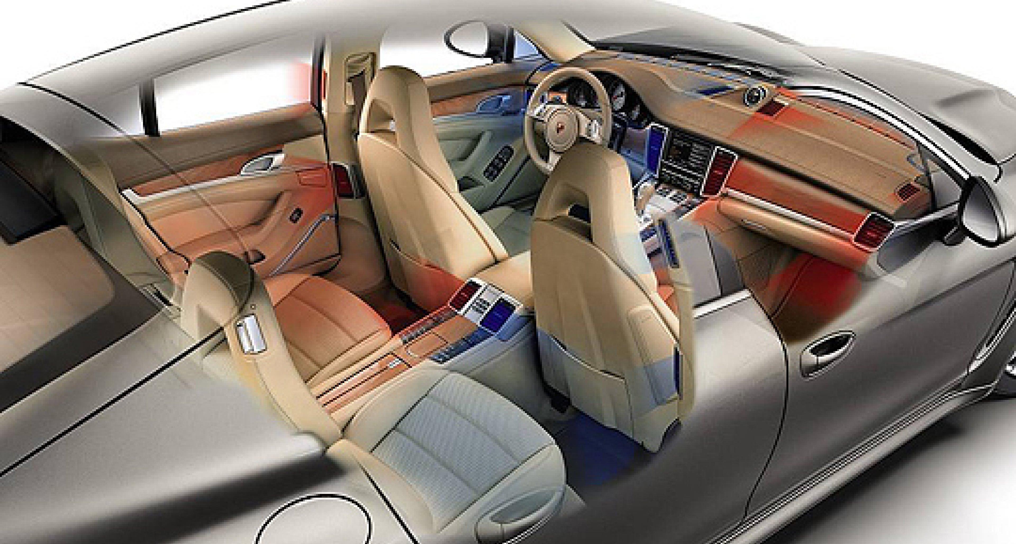 Porsche Panamera: Neues zur Technik