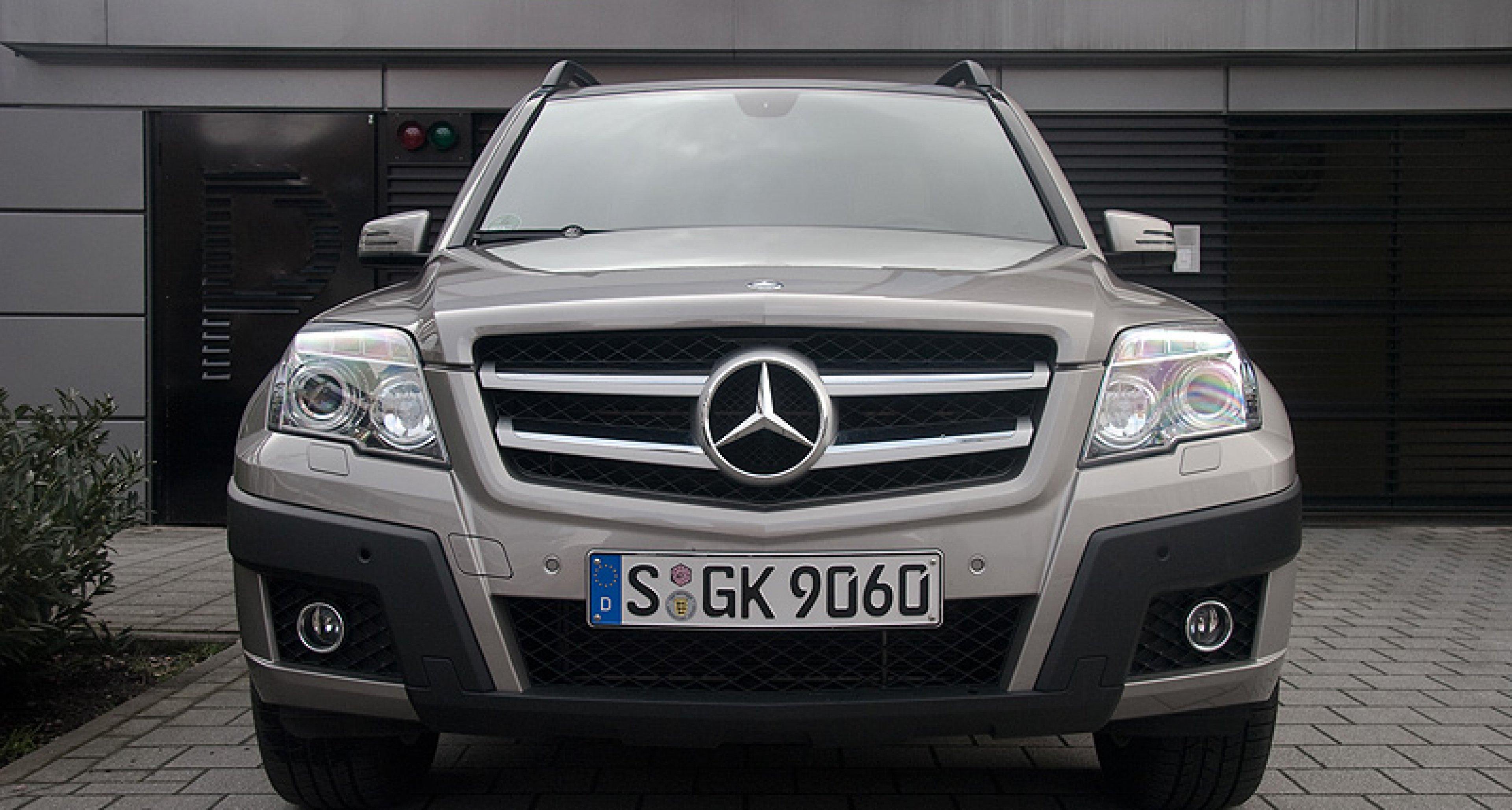 Mercedes-Benz GLK 350