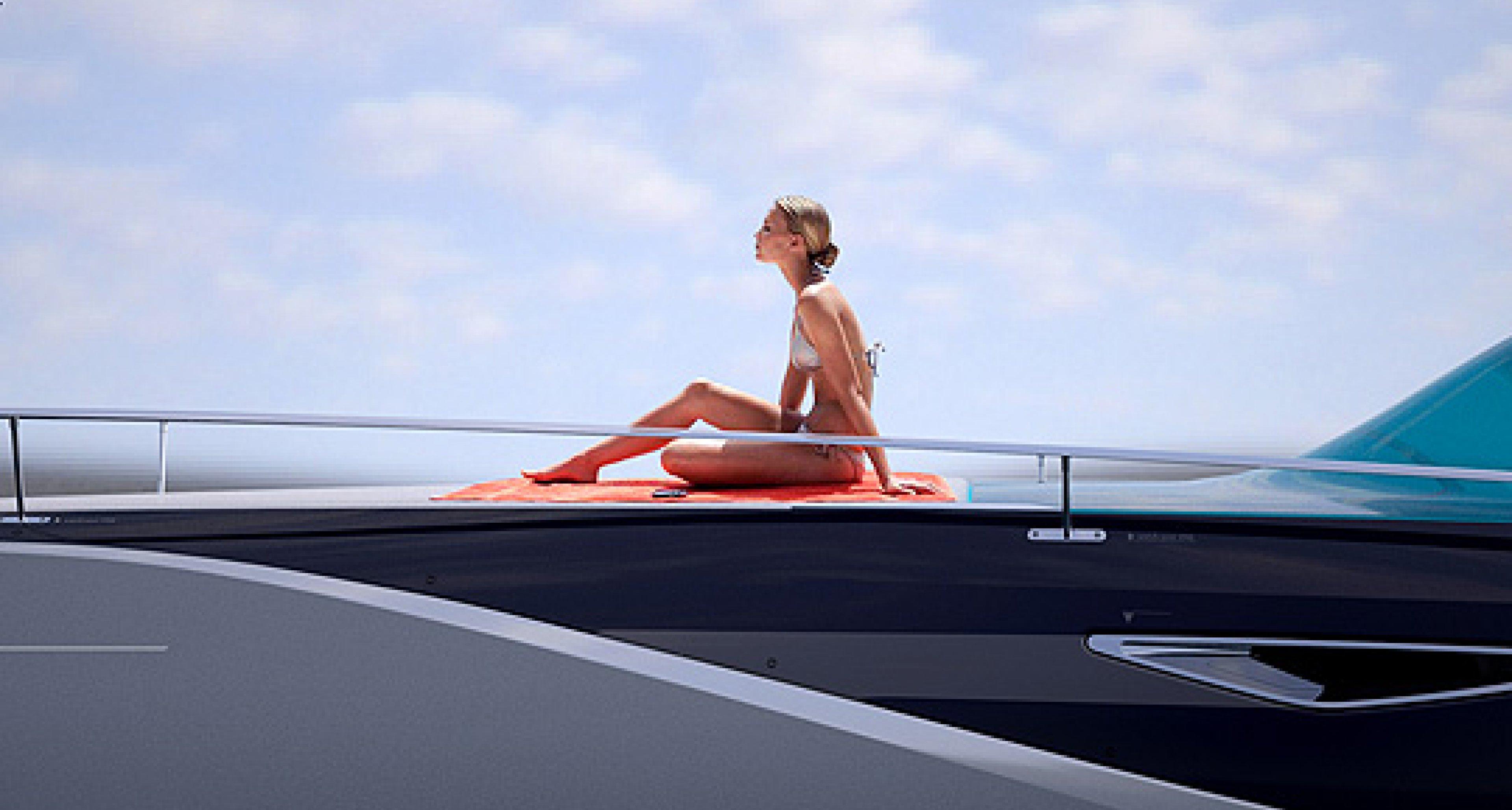 Eden Yacht Concept: Zurück ins Paradies