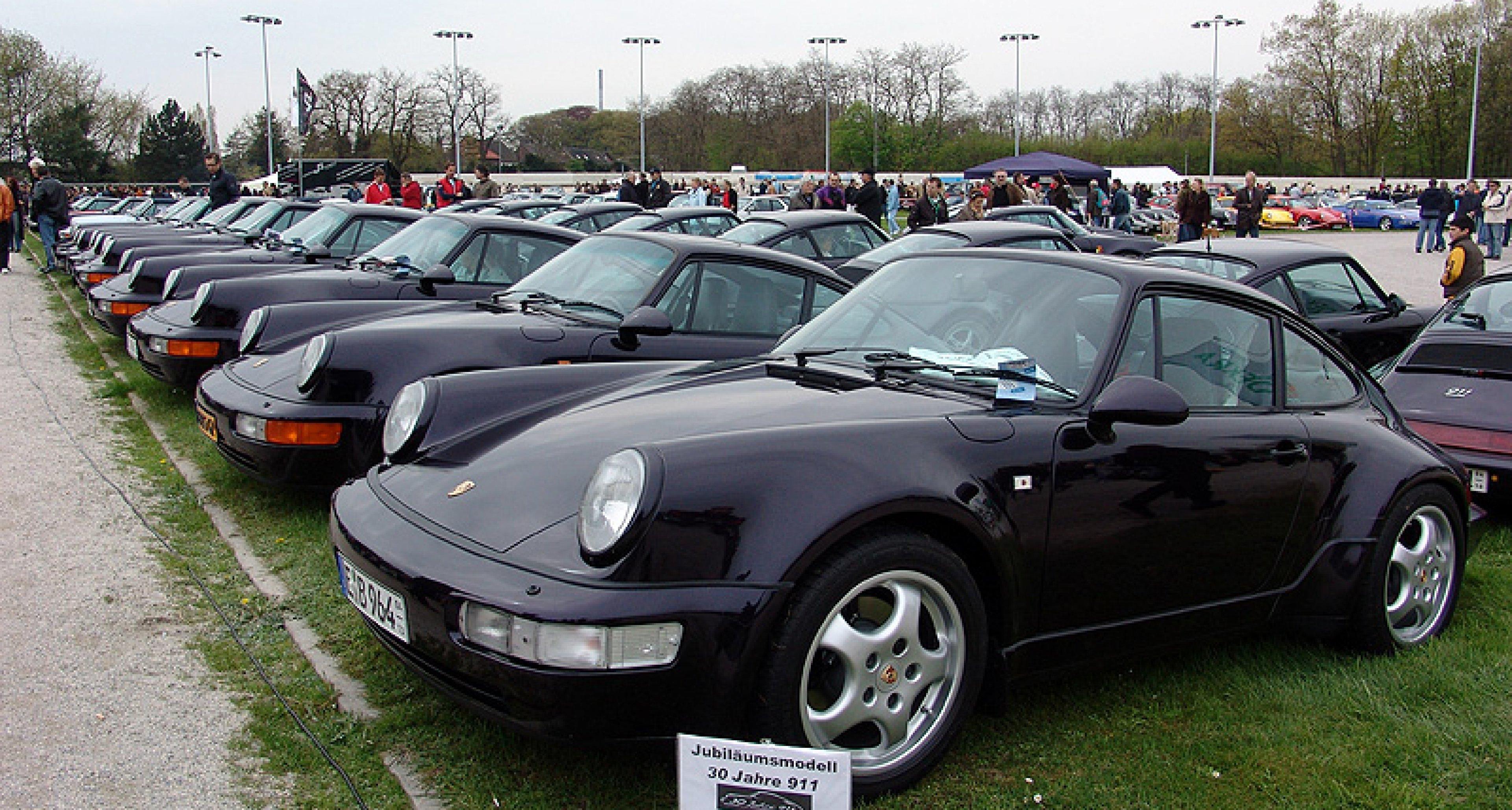 Internationaler Porsche Club Day in Dinslaken: Weltgrößtes Porsche-Treffen