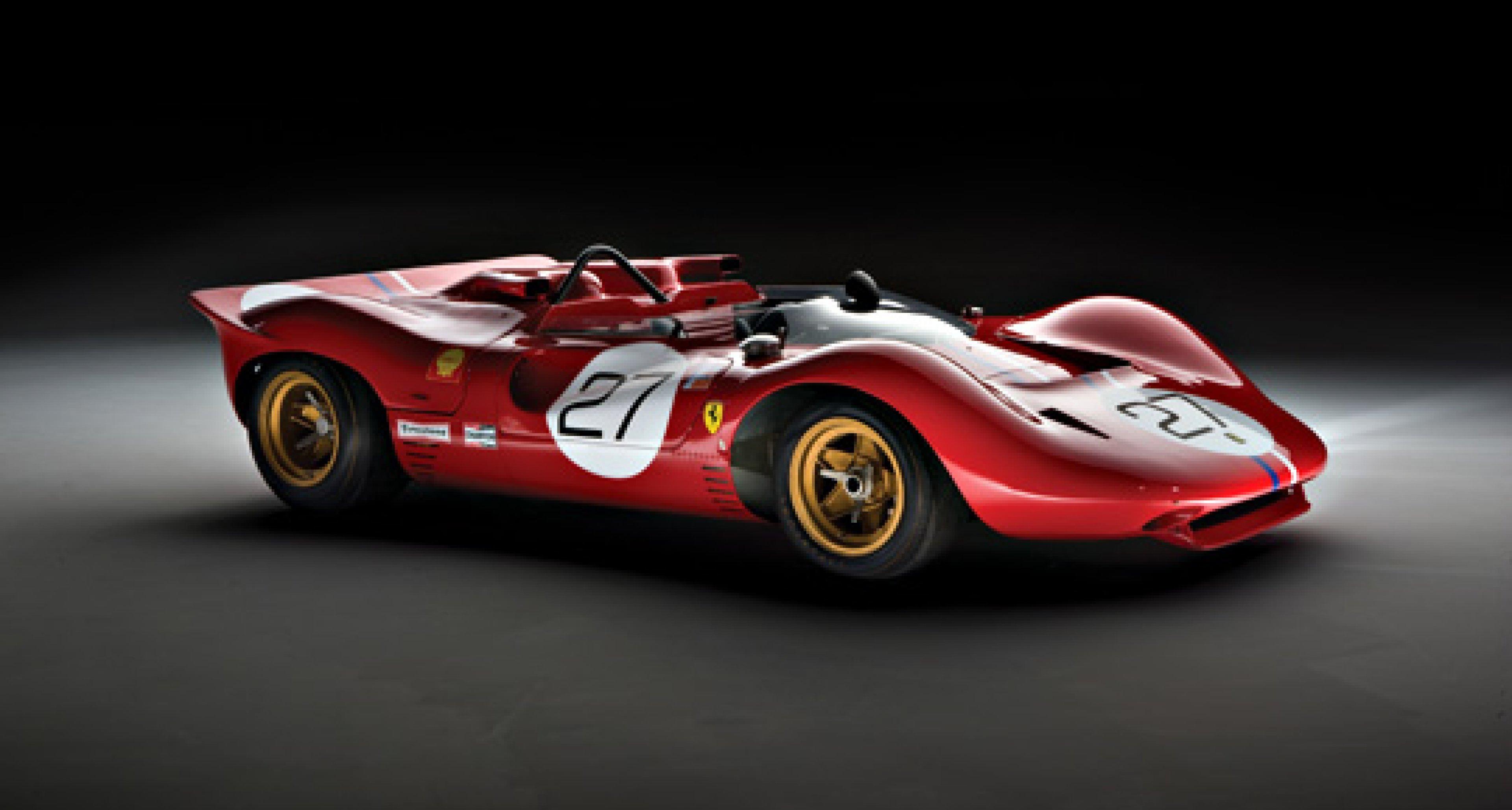 RM Auctions - Ferrari Leggenda e Passione 17th May 2009 - Preview