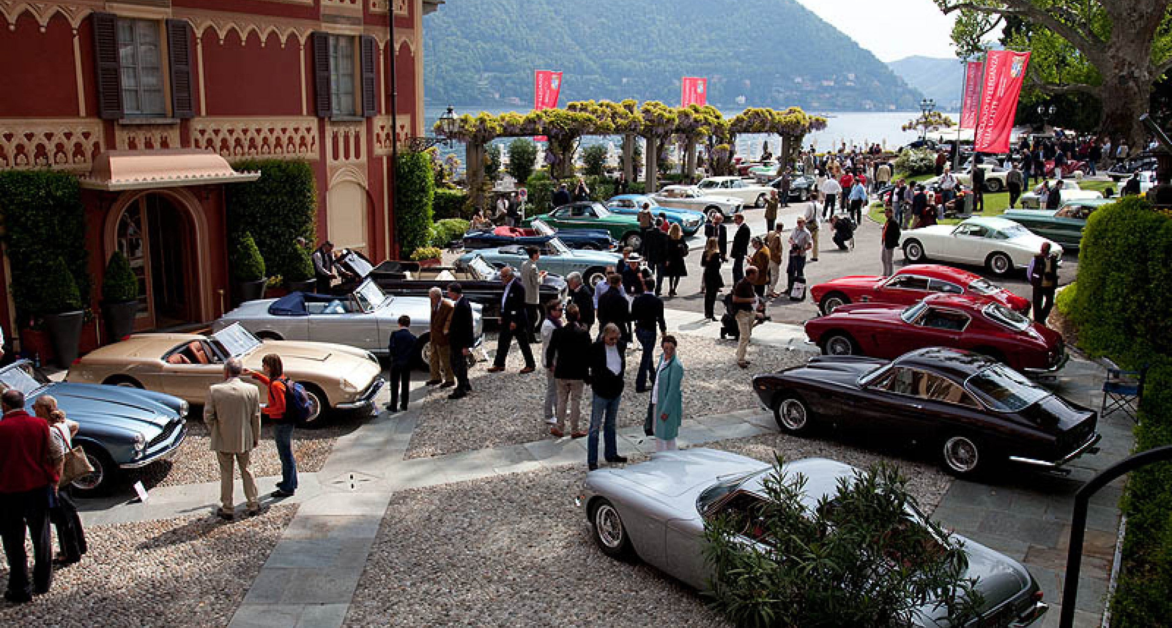 Concorso d'Eleganza Villa d'Este 2009: Very Brutiful