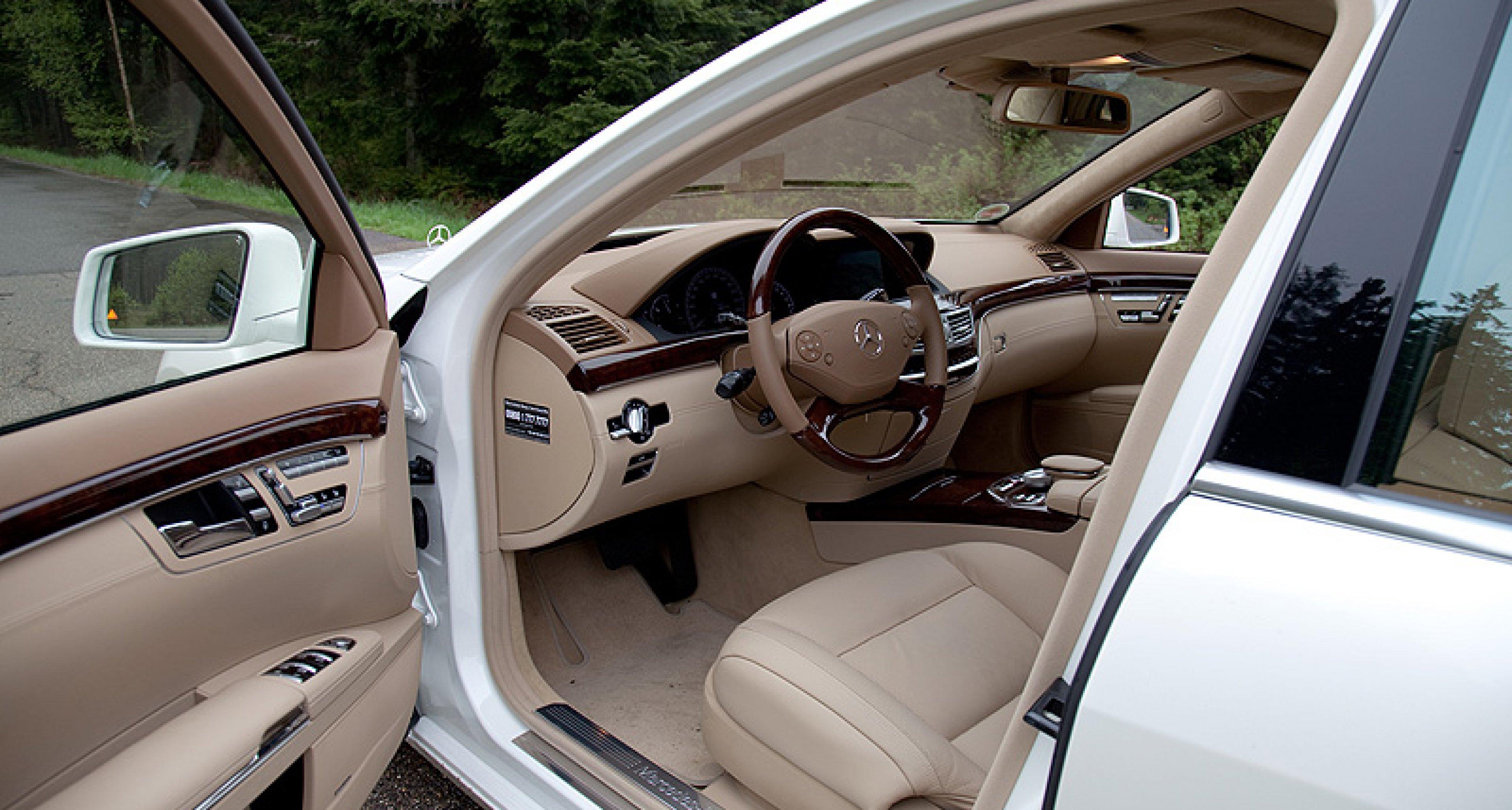 Mercedes-Benz S 400 Hybrid