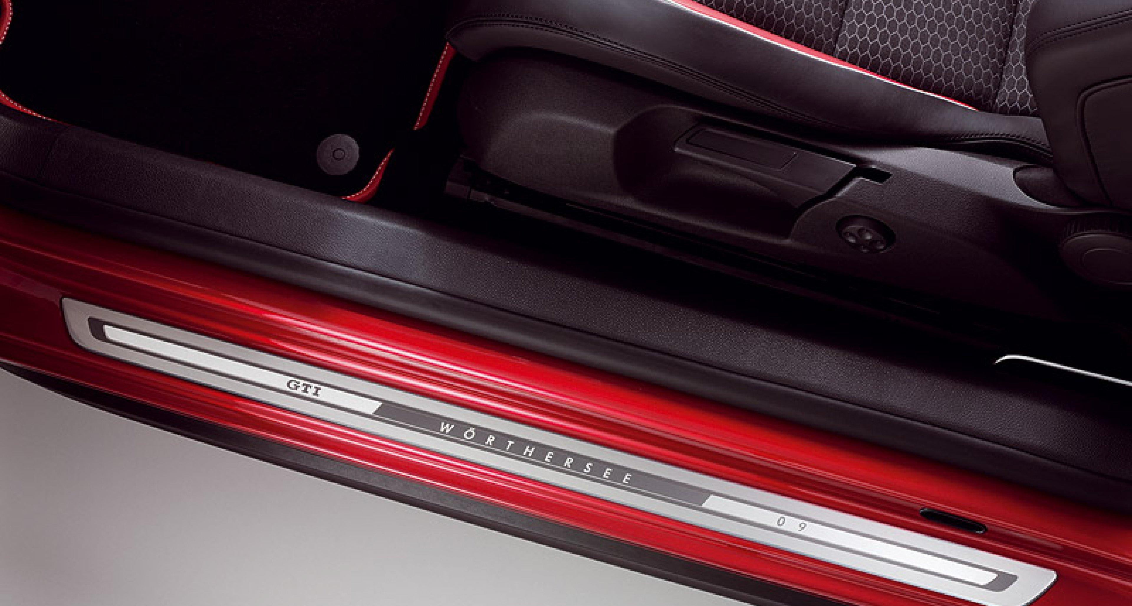 Wörthersee 2009: VW Golf GTI Edition