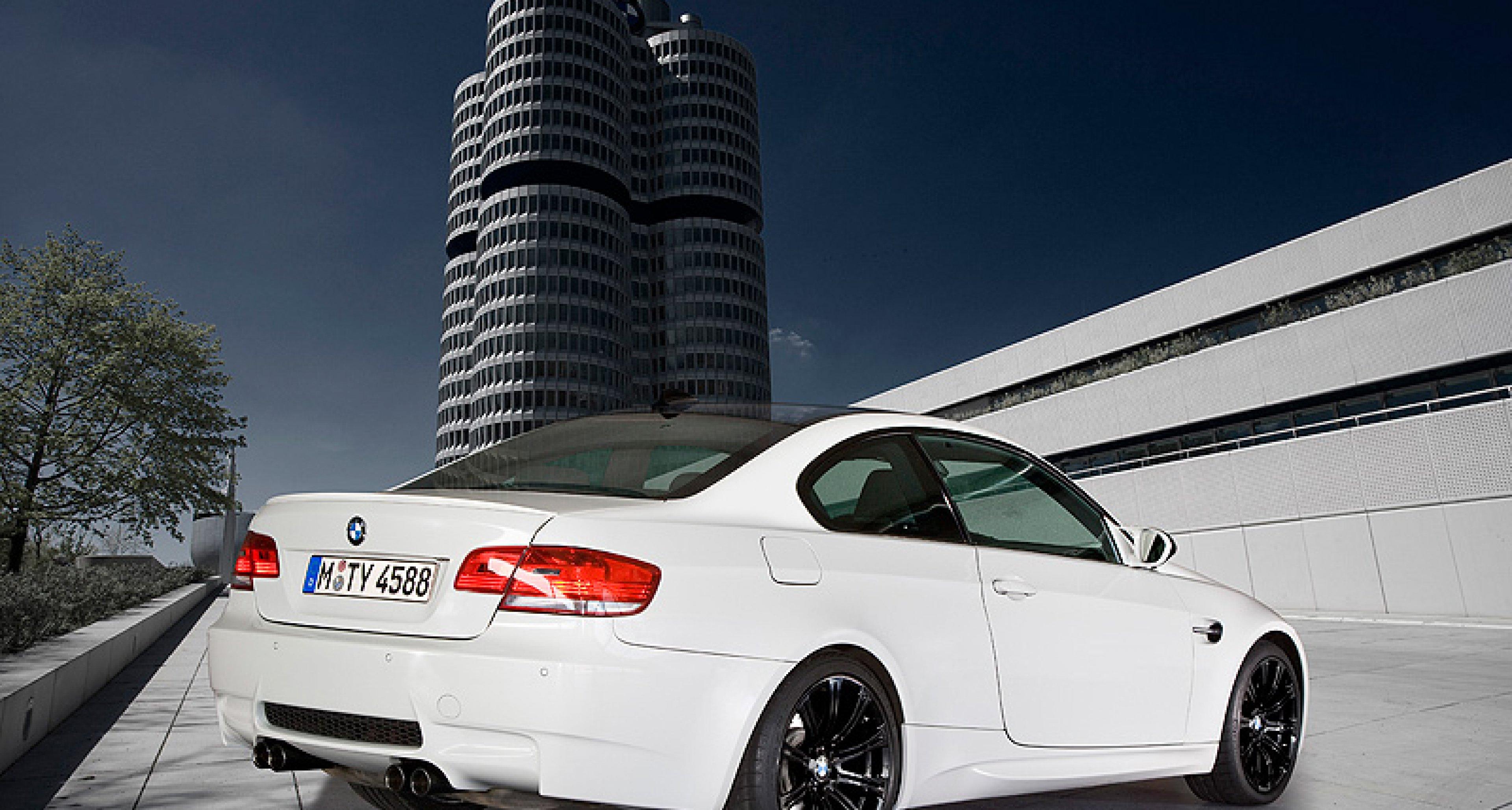 BMW M3 'Edition Model'