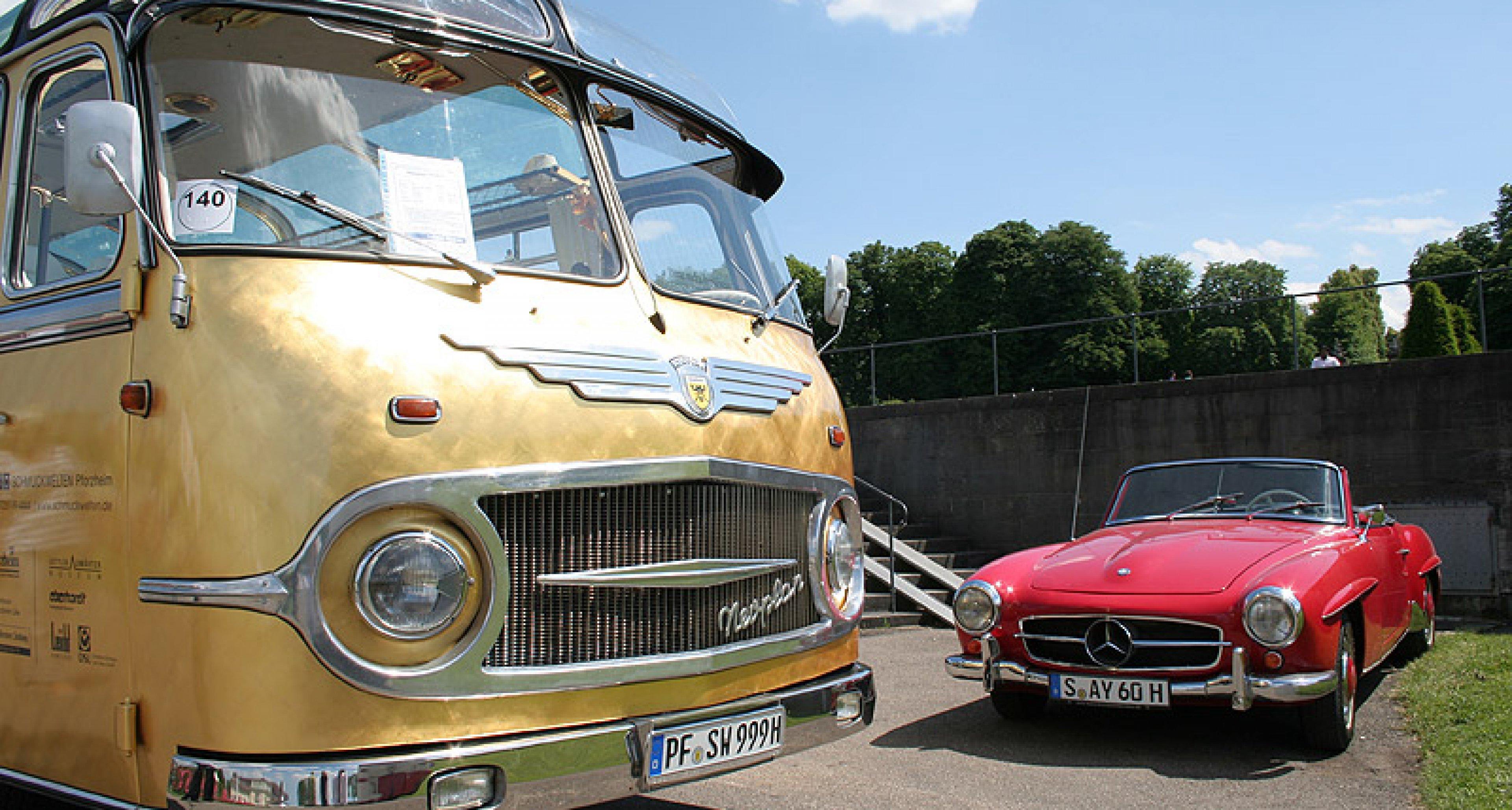 Retro Classics meets Barock 2009: Rückblick