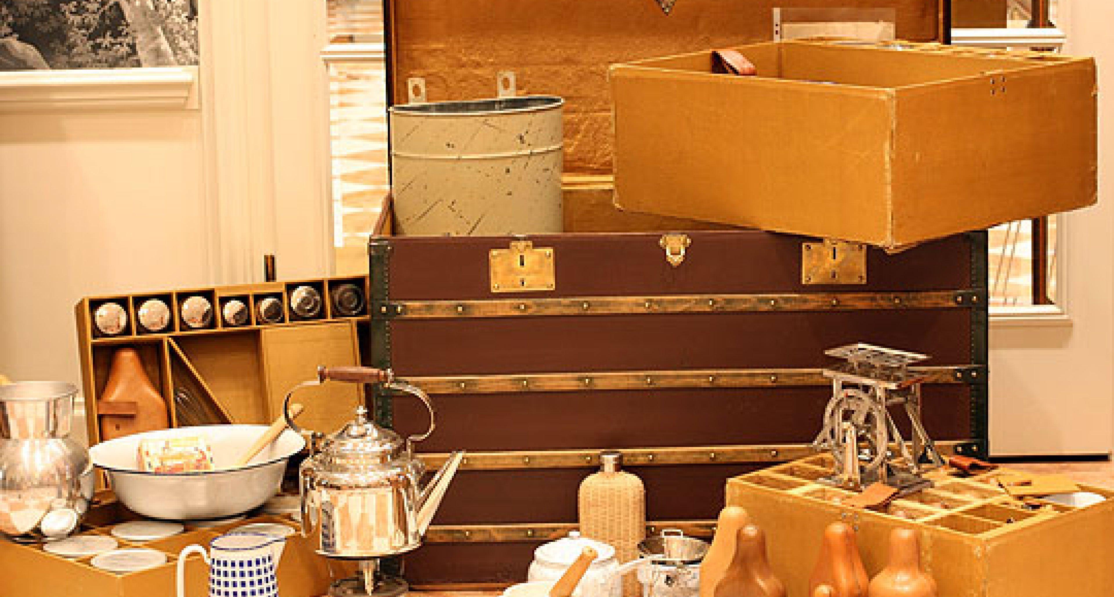 The Vintage Luggage Company: Safari Classique
