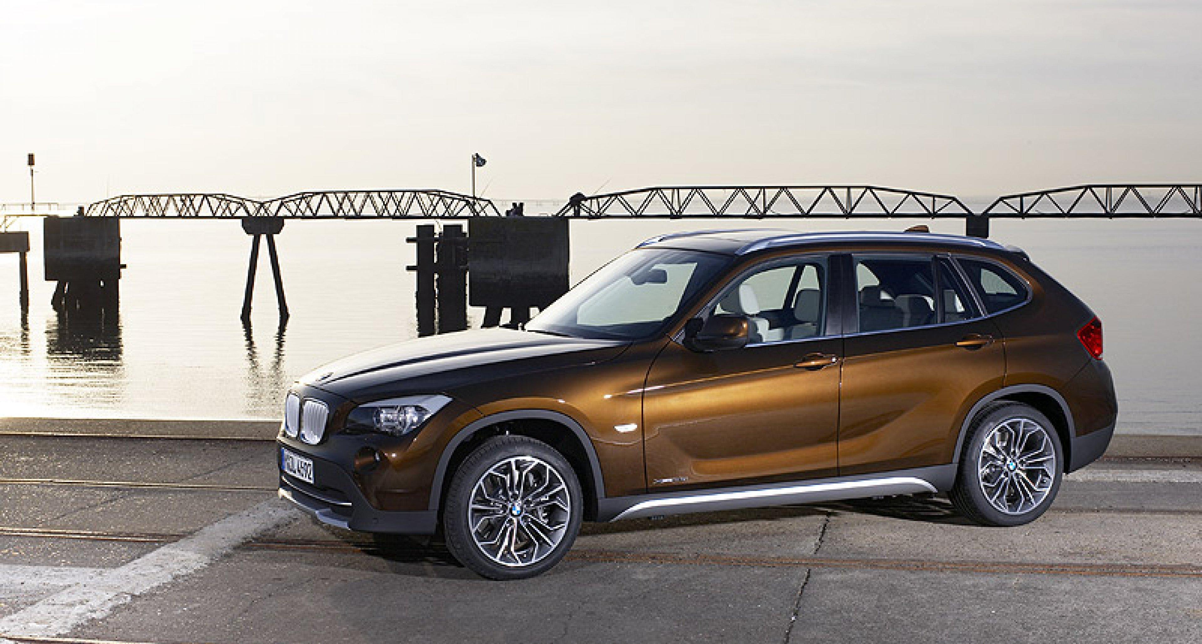 BMW X1: Klein aber fein