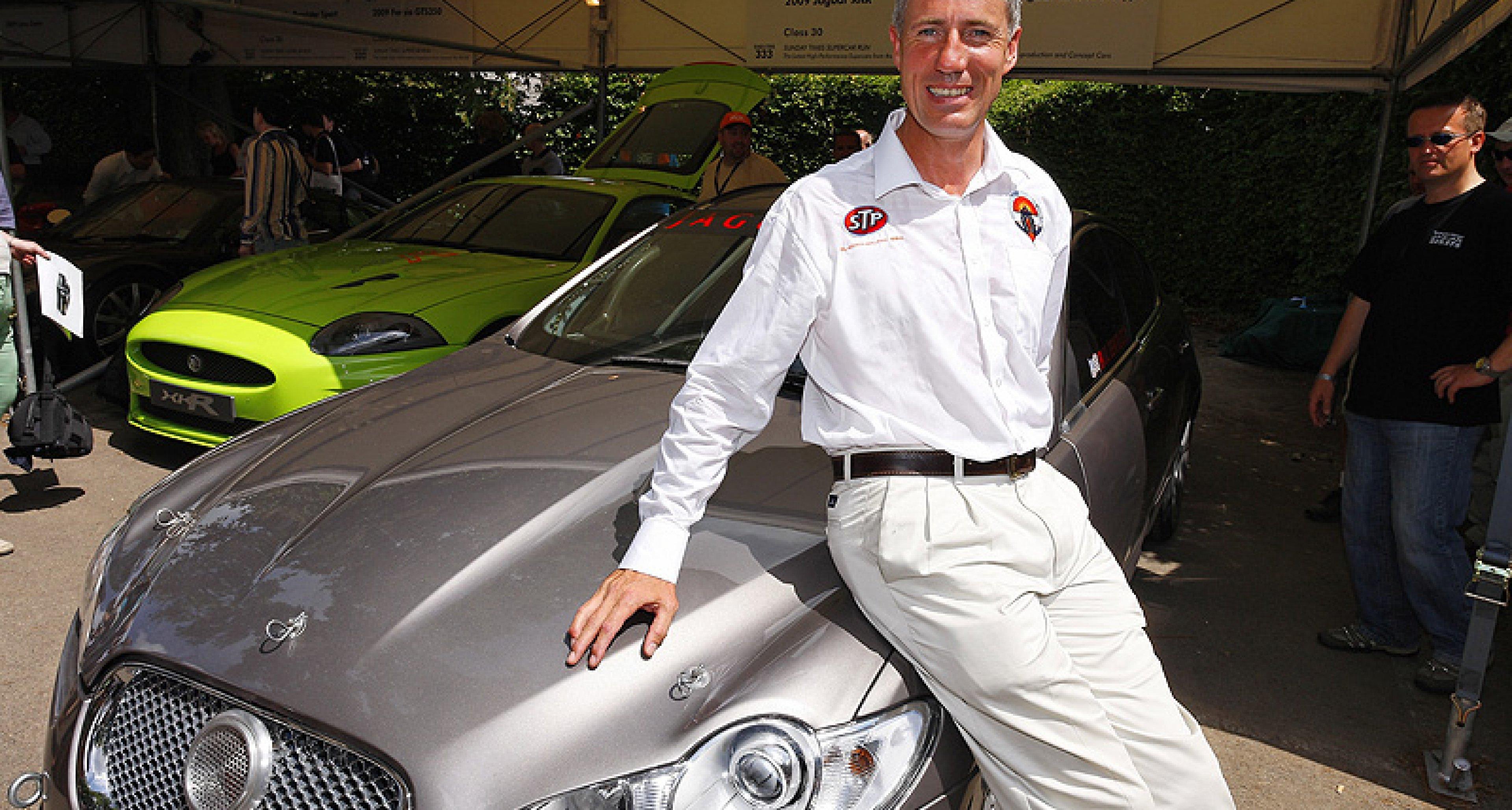 Jaguar in Goodwood: Just Vrooom!