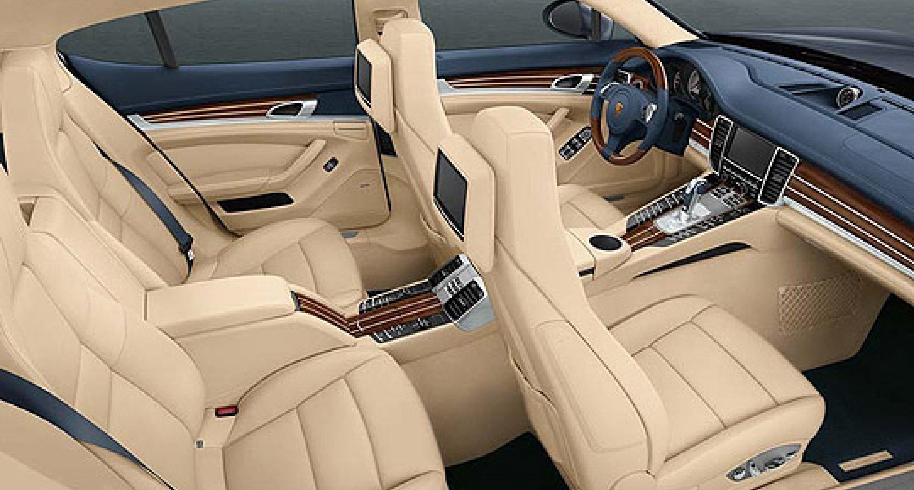 Porsche Panamera Custom Options
