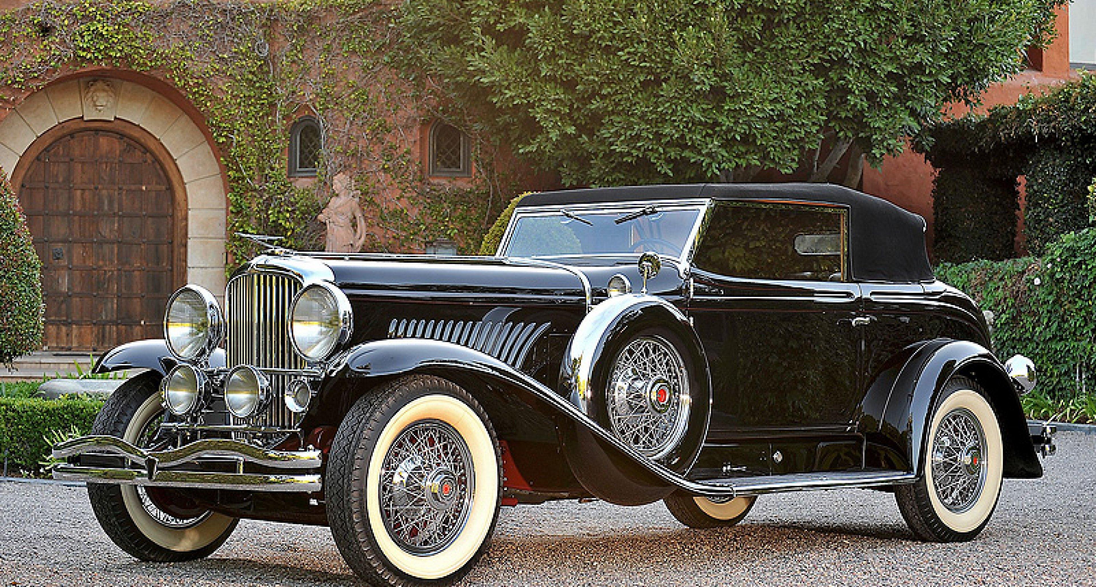 Bonhams & Butterfields Quail Lodge: The Sid Craig Collection