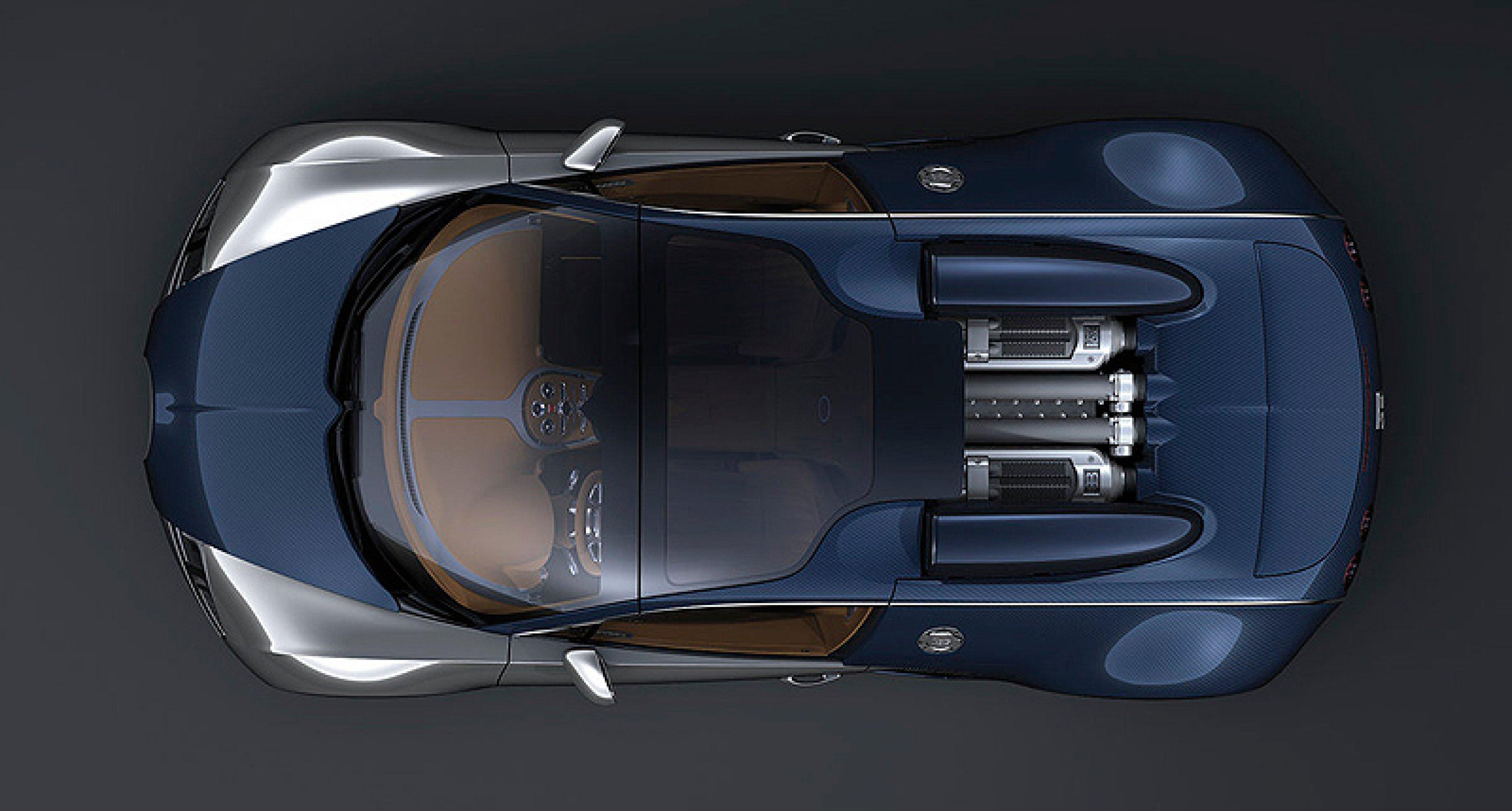 Bugatti 'Sang Bleu' at Pebble Beach
