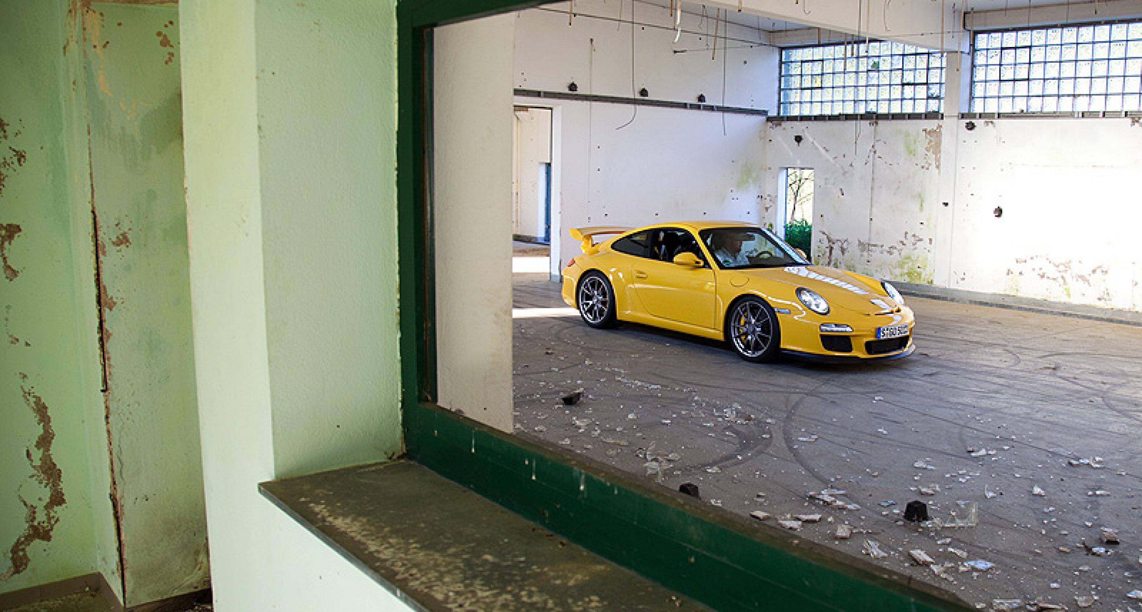 Sneak Preview: Porsche 911 GT3 am Bilster Berg