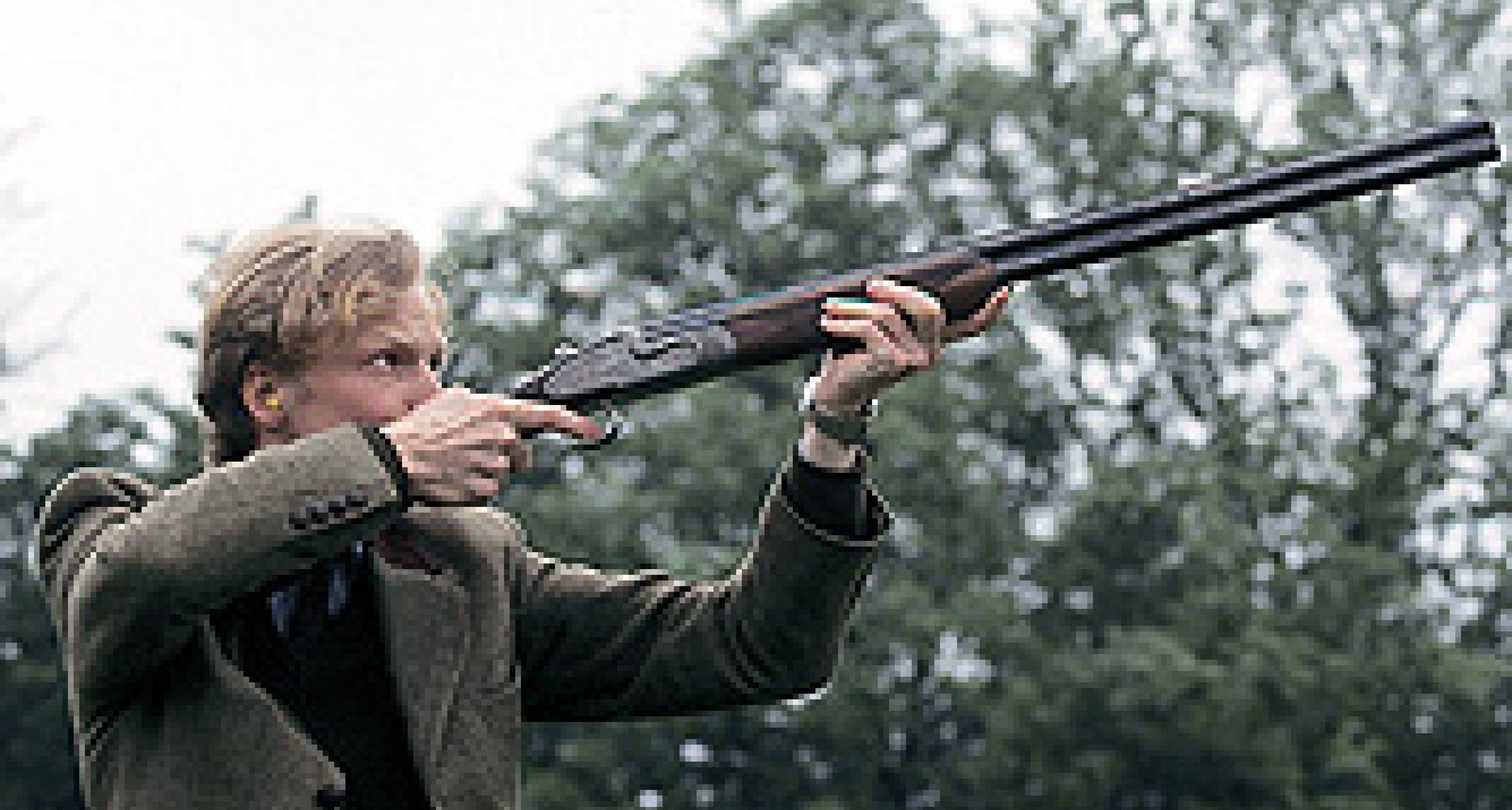 Holland & Holland Shooting Grounds: Schießgesellschaft