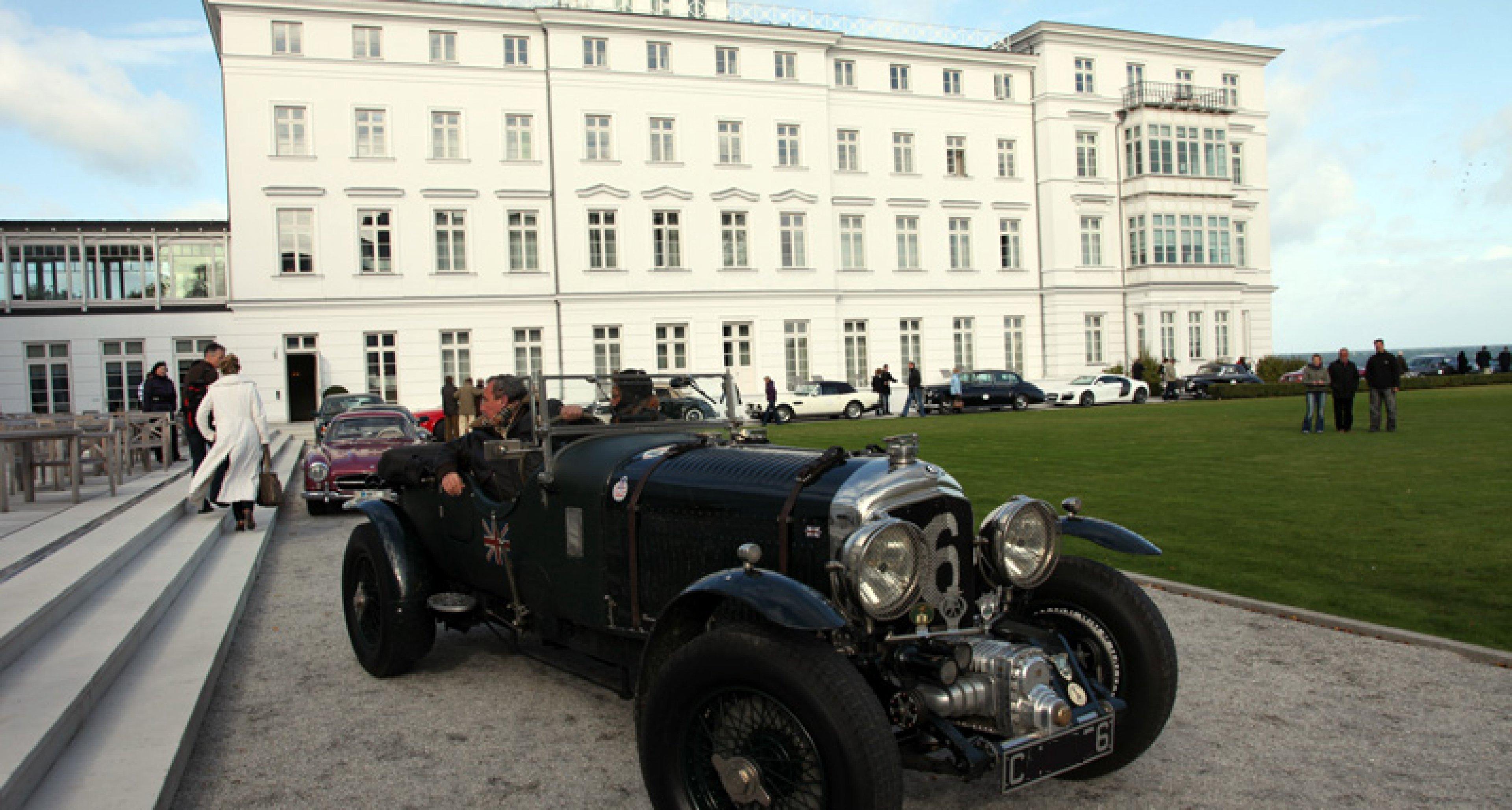 The Vintage Luggage Trophy 2009: Reisen will gelernt sein