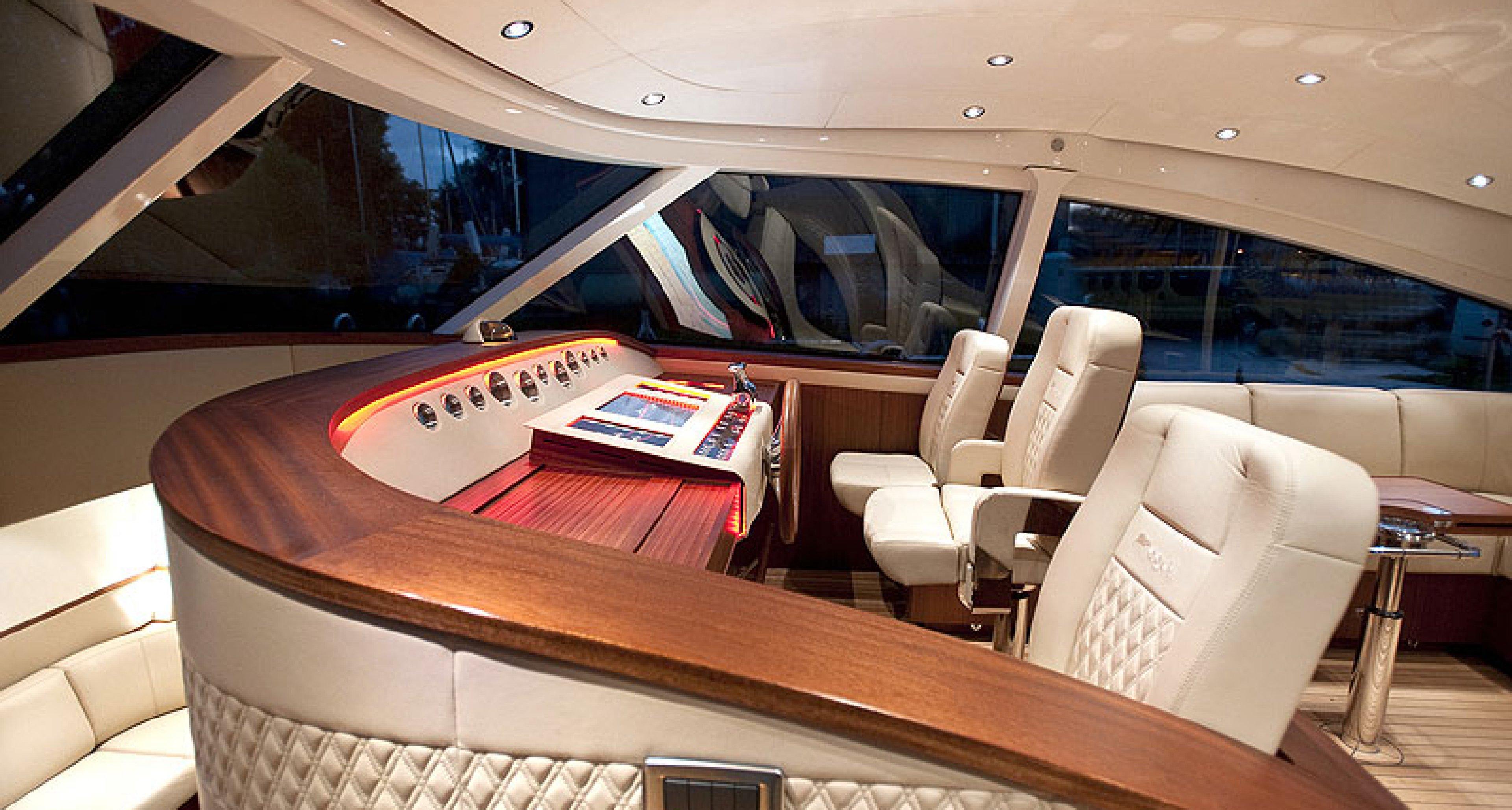 Aguti Yacht 20m: In Schönheit gleiten