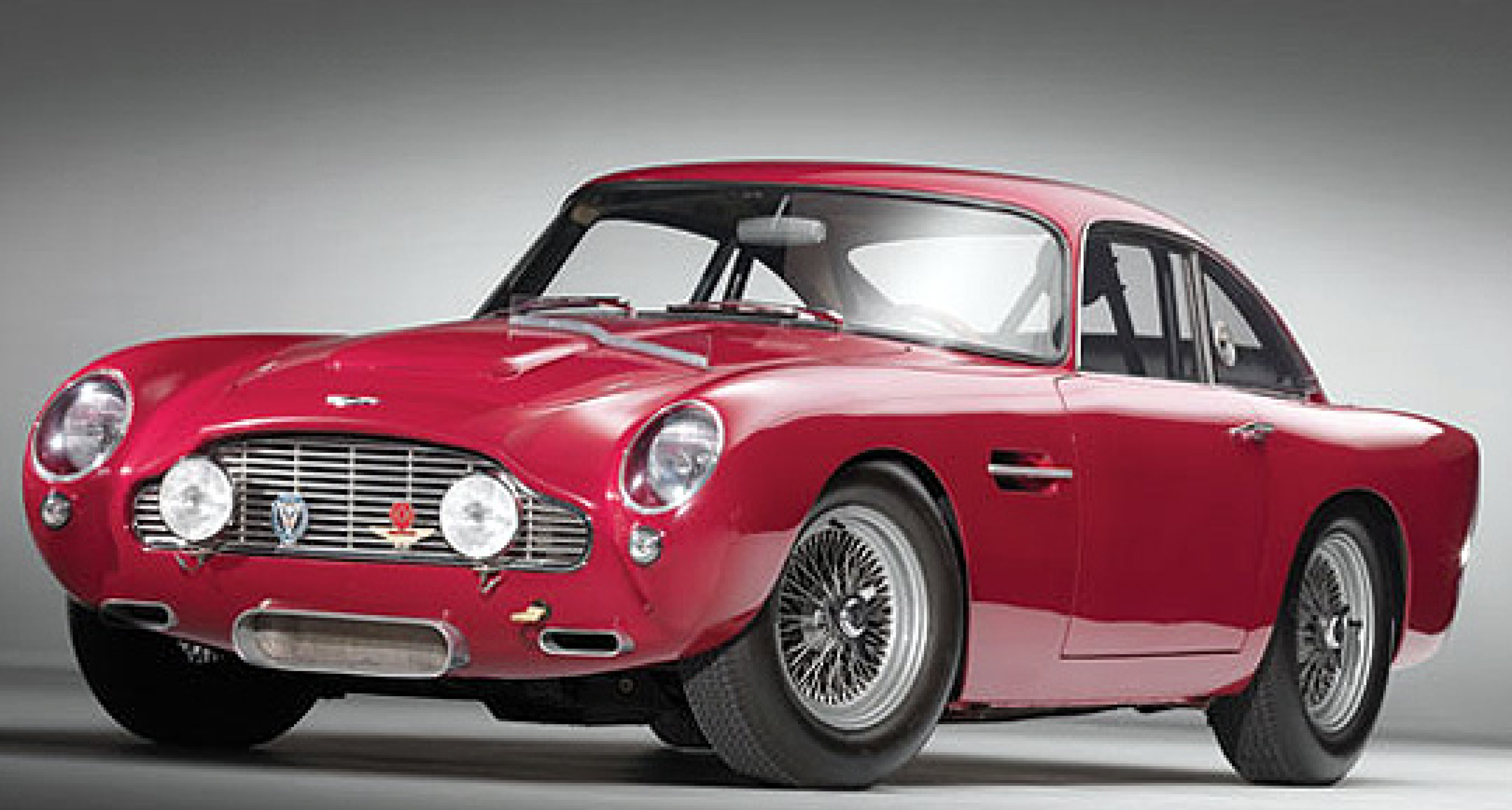 Rm Auctions Versteigert Seltenen Aston Martin Db4 Gt Lightweight Classic Driver Magazine