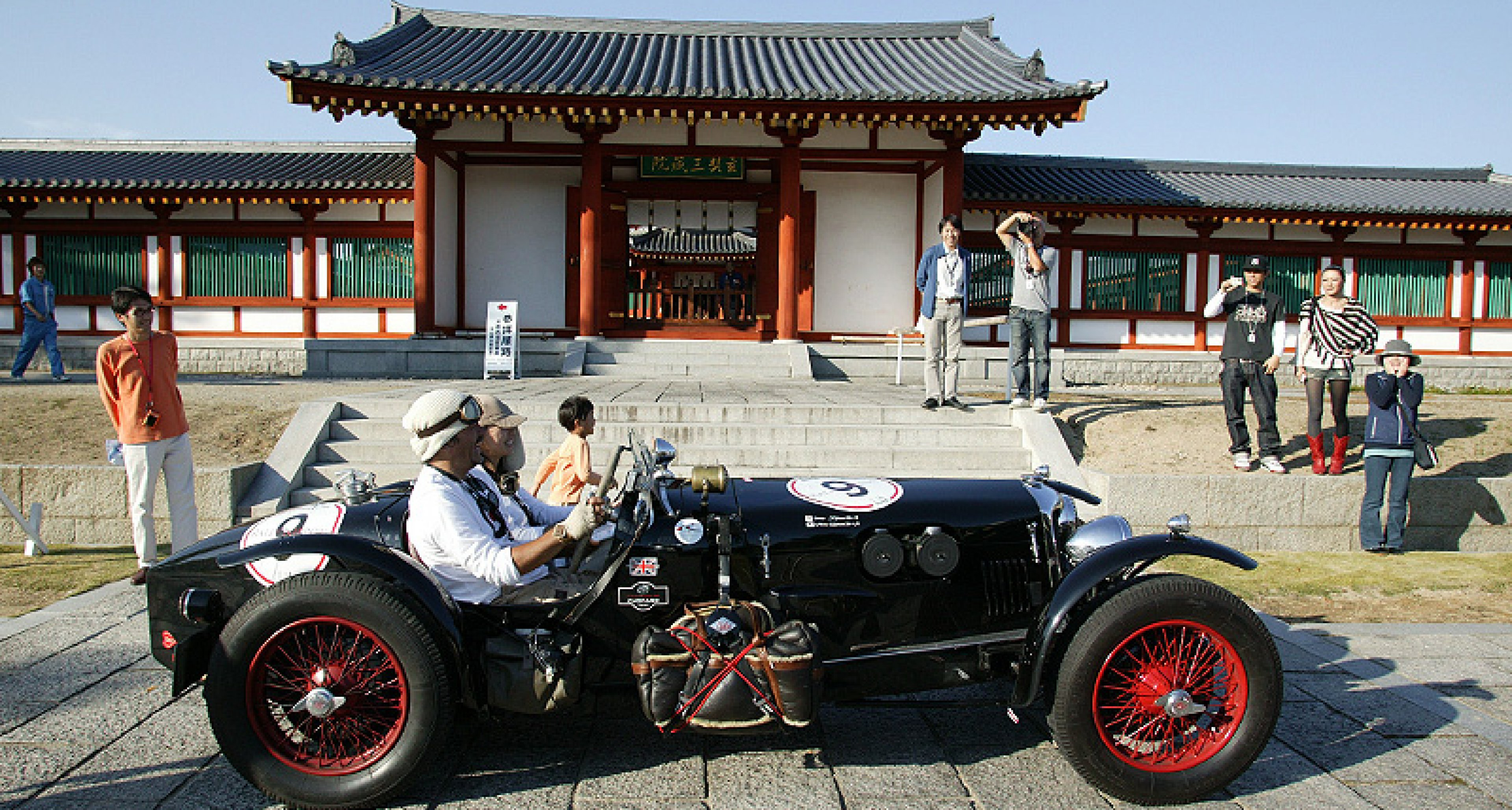 Rally Nippon Tokyo-Kyoto 2009
