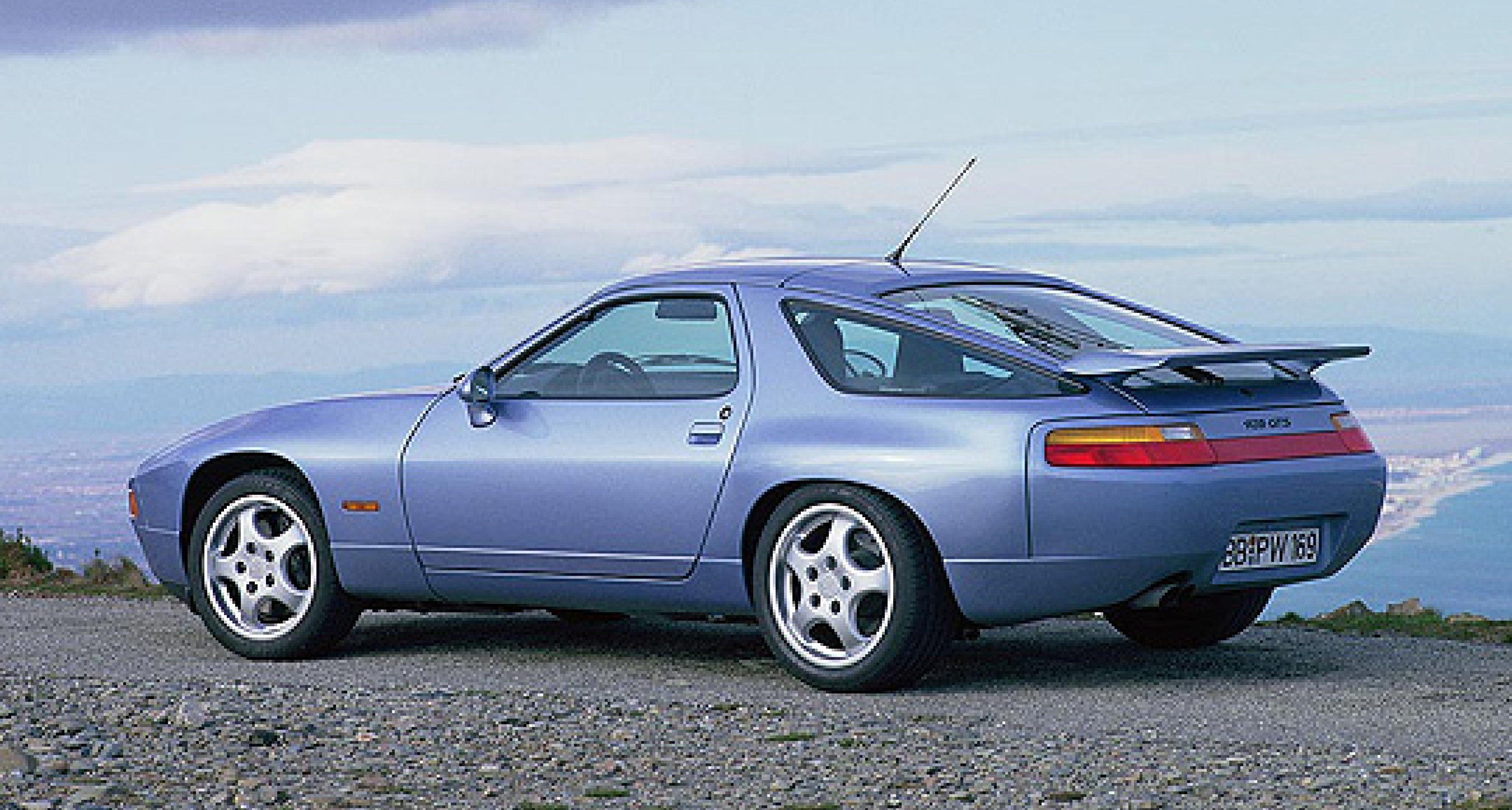 Sleeping Beauty Nº3:  Porsche 928 GTS
