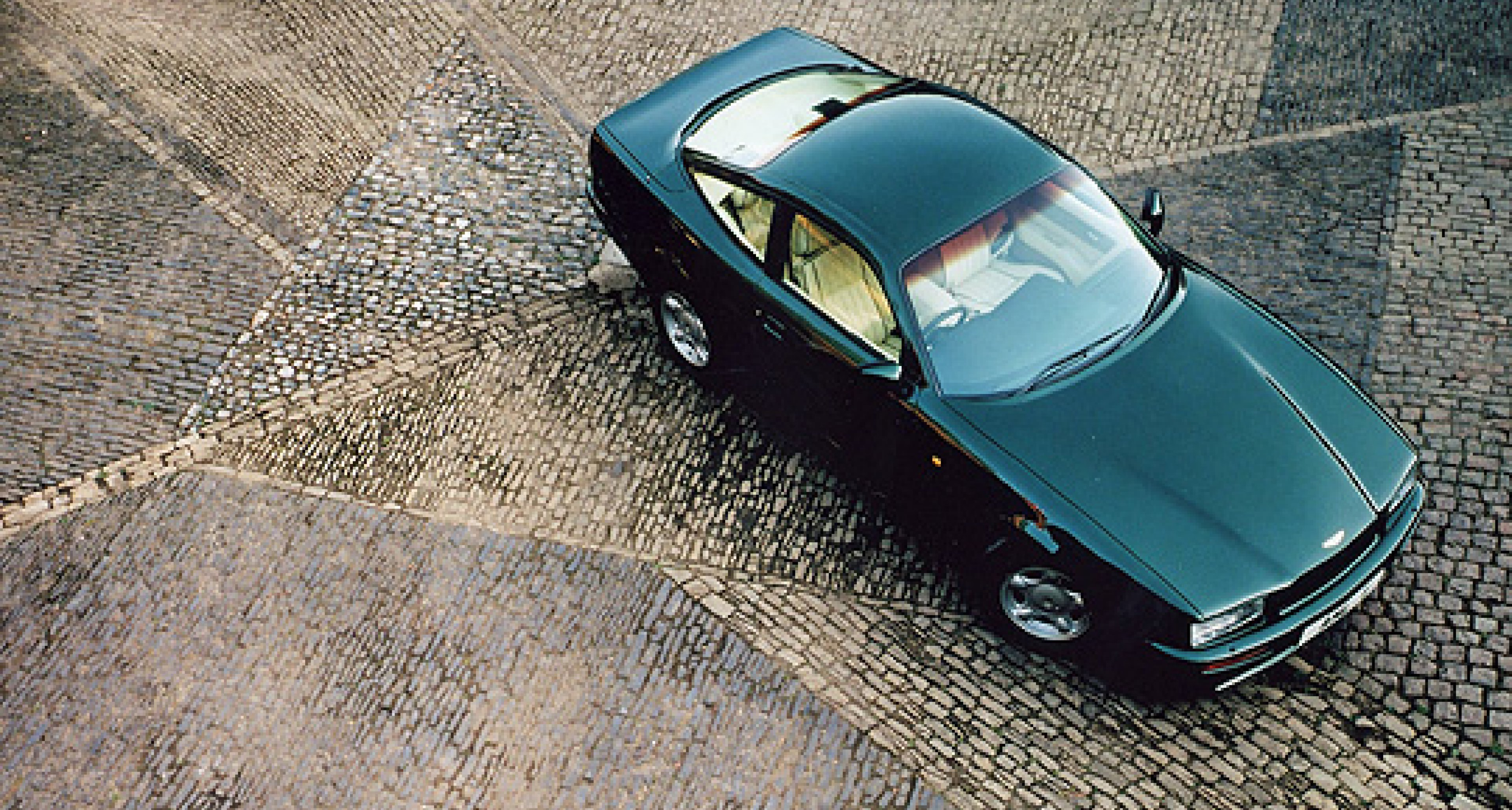 Sleeping Beauty Nº5: Aston Martin Virage