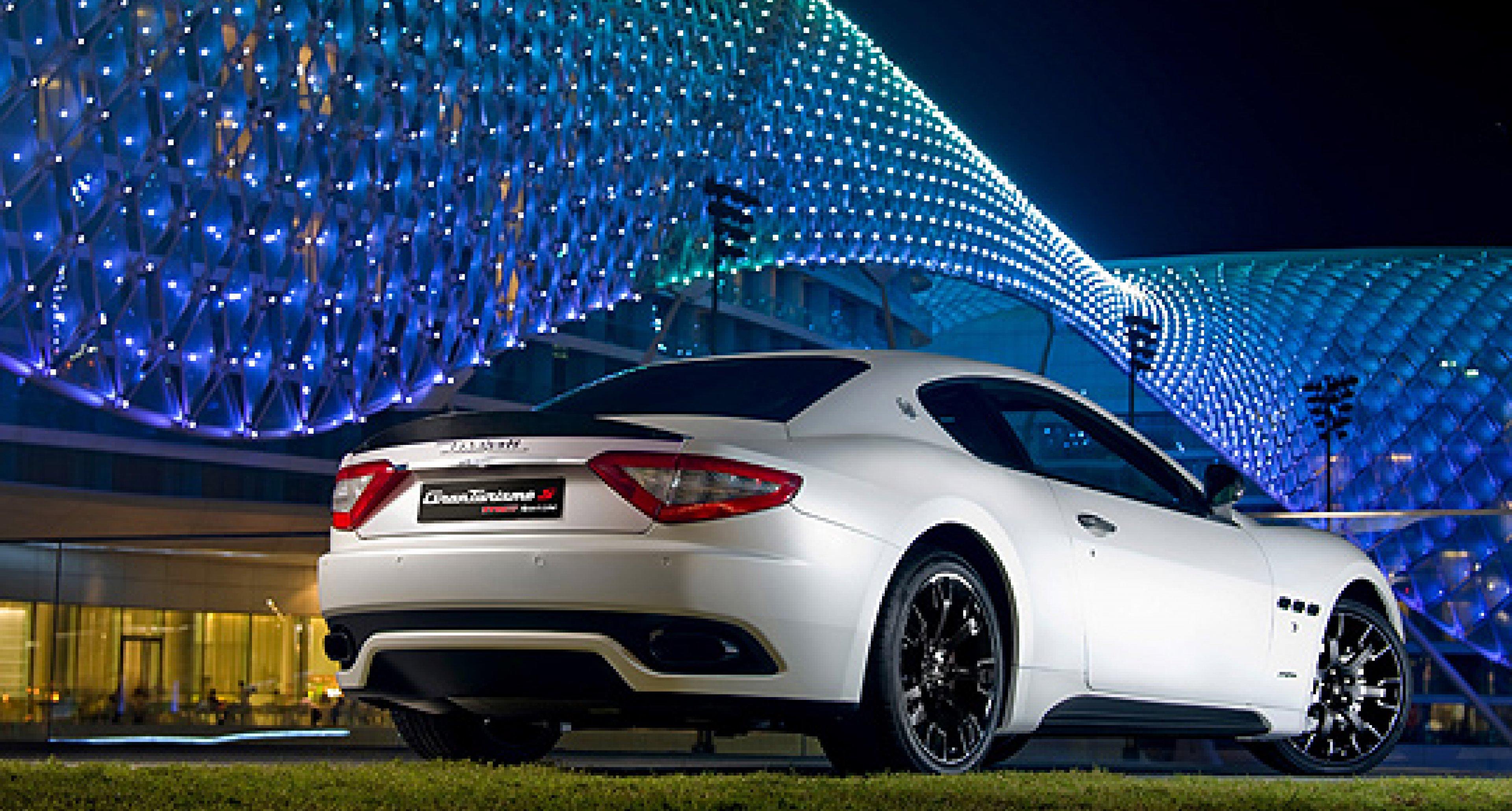 Maserati GranTurismo S MC Sports Line