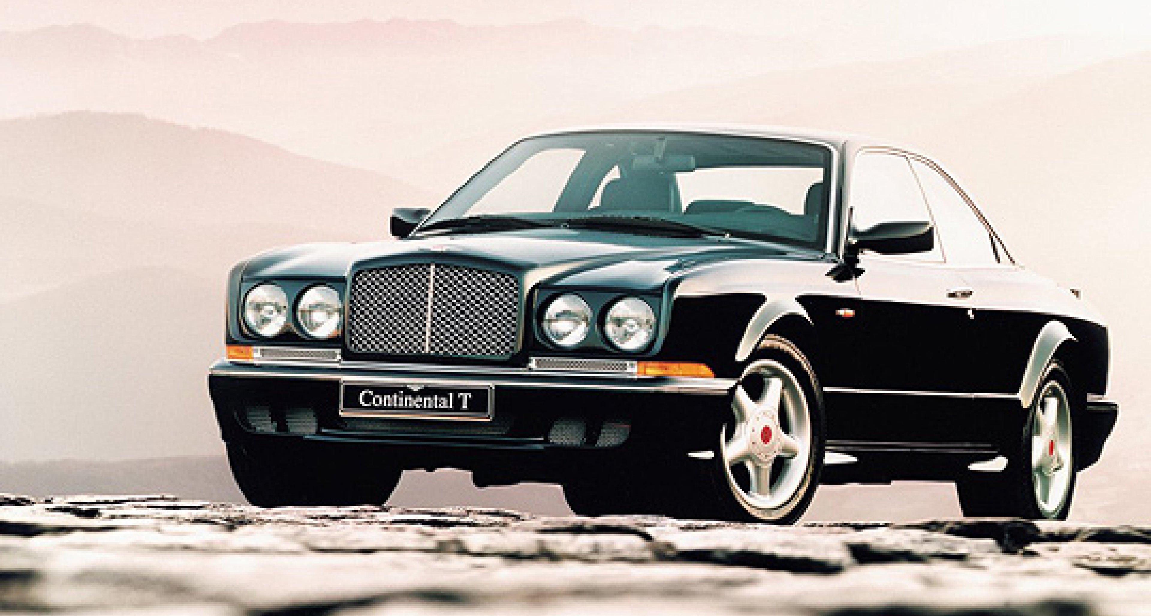 Sleeping Beauty Nº10: Bentley Continental R/S/T