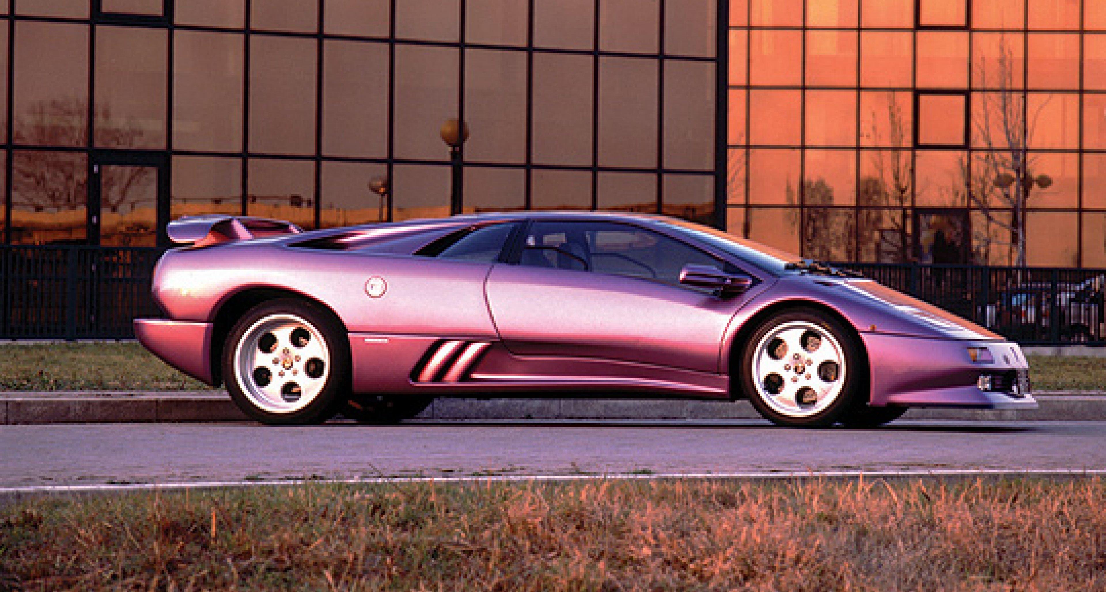 Sleeping Beauty Nº11: Lamborghini Diablo SE
