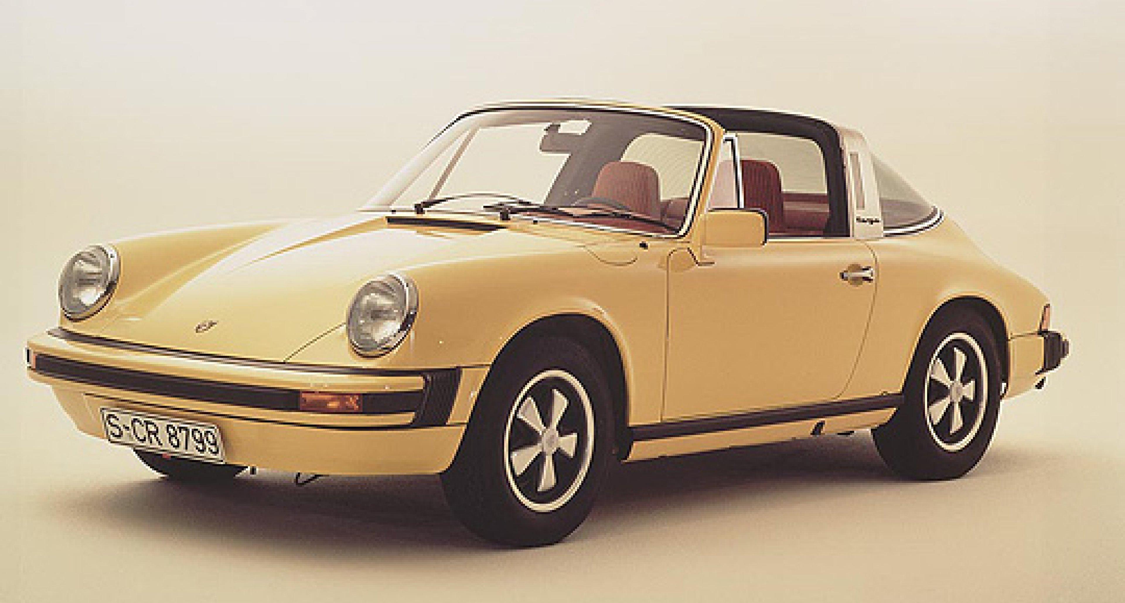 Sleeping Beauty Nº12: Porsche 911 G Series 2.7-litre
