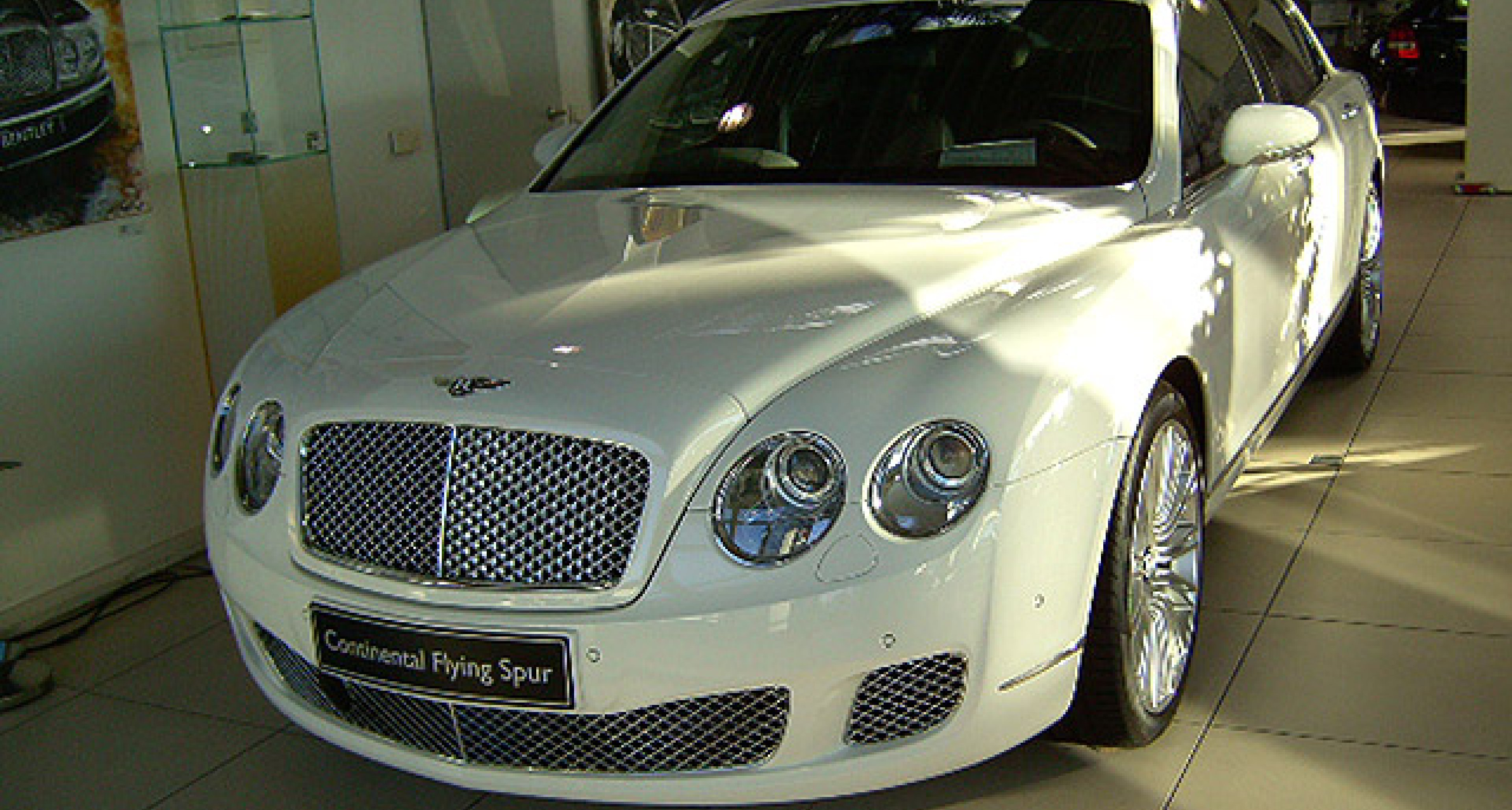 Dealer's Choice: Bentley Continental Flying Spur Speed