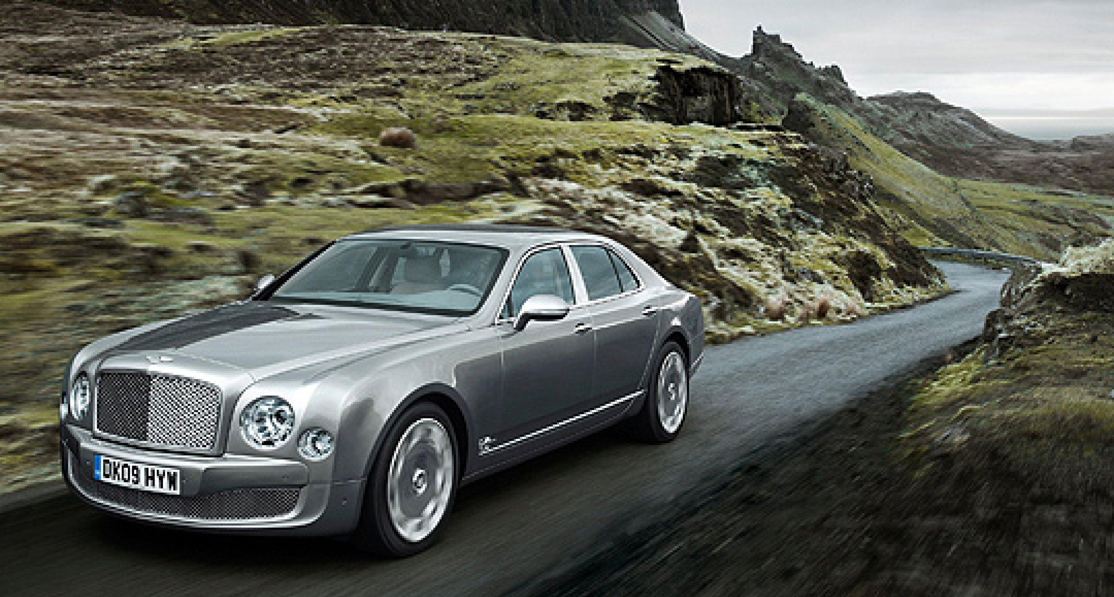 Bentley Mulsanne: Der Preis