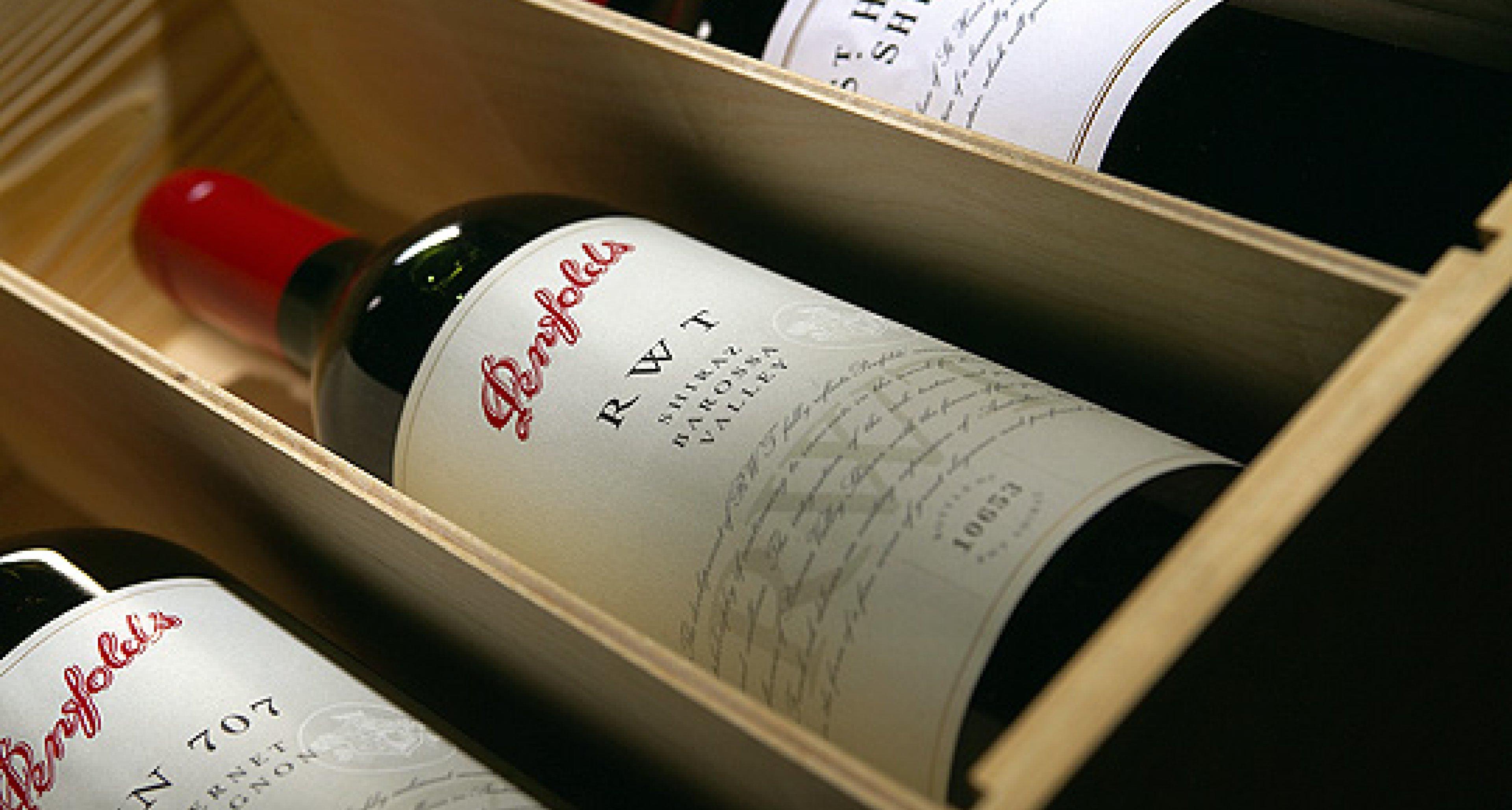 Penfolds Wein: Australiens beste Trauben