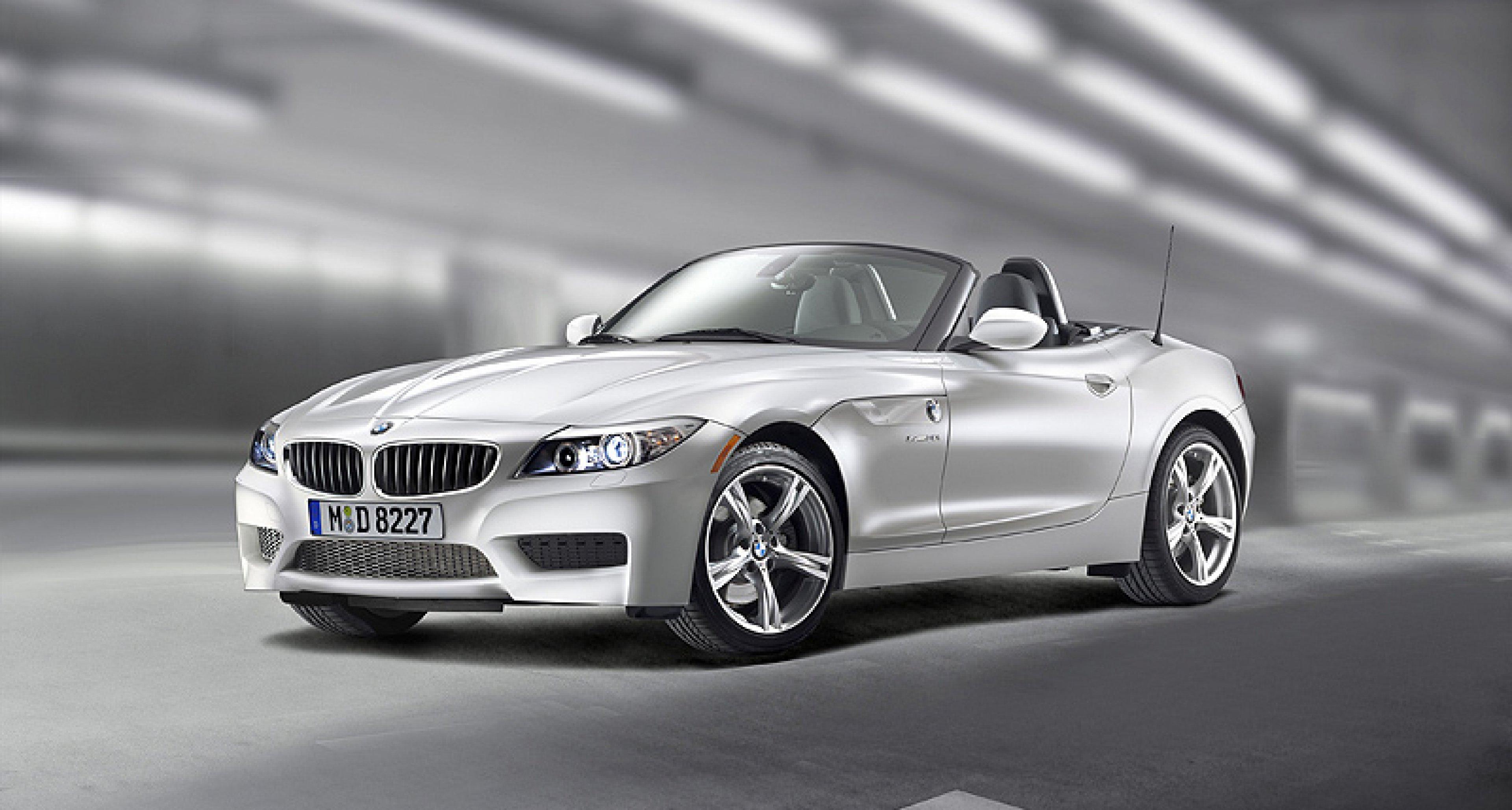 BMW Z4 sDrive35is: Leistung auf M-Niveau