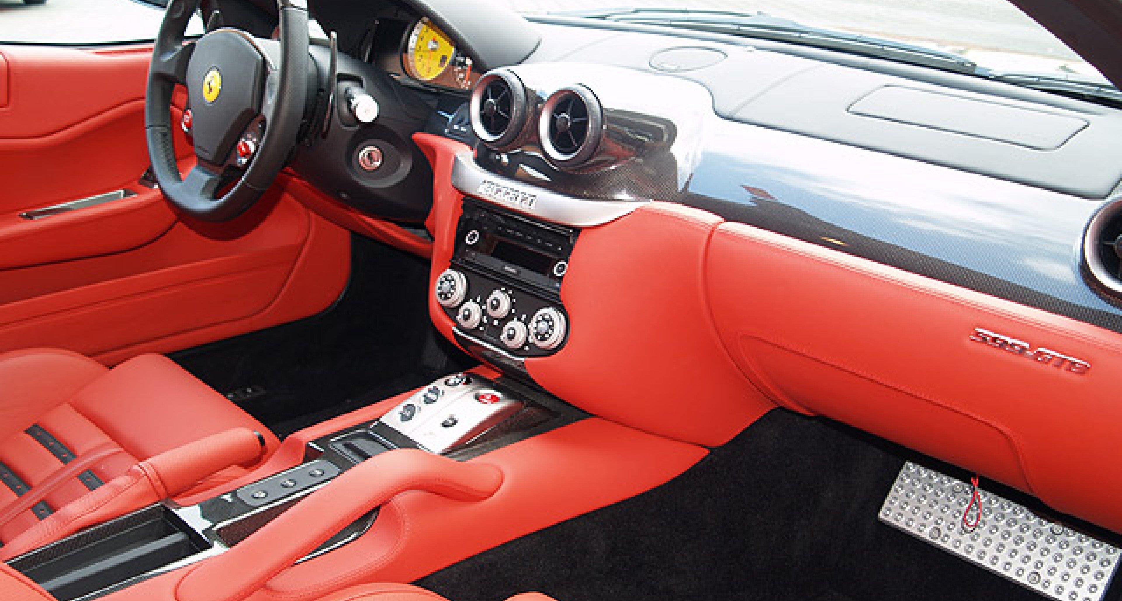 Dealer's Choice: Ferrari 599 GTB F1 Fiorano