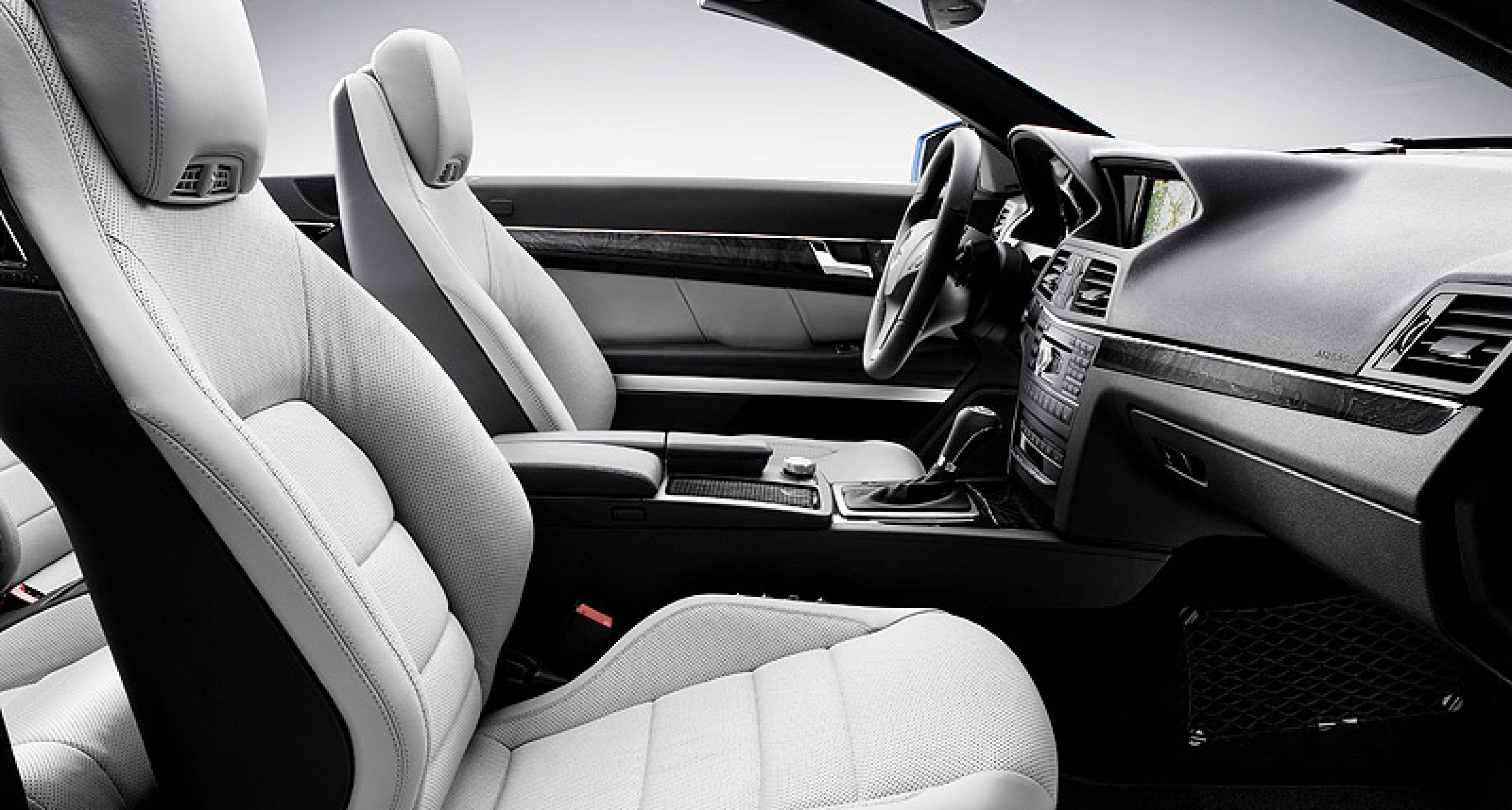 Mercedes-Benz E-Class Cabriolet