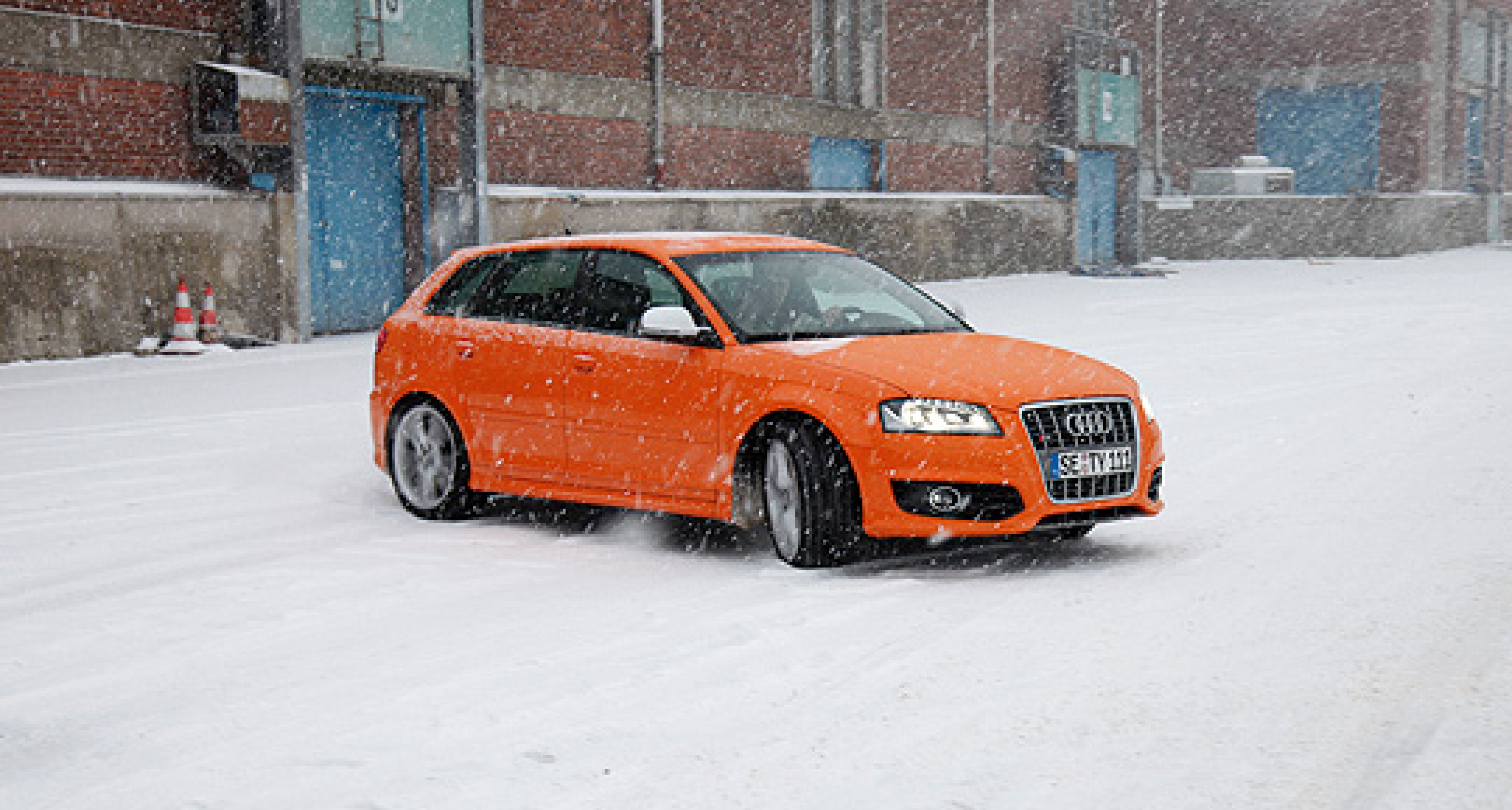 Audi S3 Generationen: Kleines Sportabzeichen